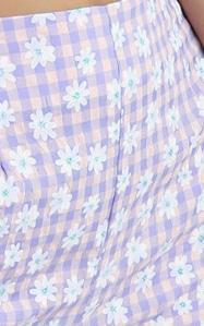 Octavia Pants in Lilac Floral - 6 (XS), PRP3, hi-res image number null