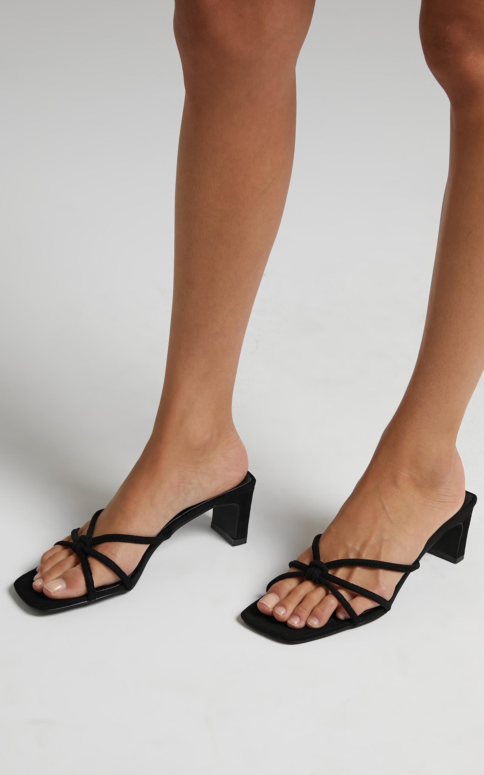 Billini - Grace Heels in Black - 5, Black, hi-res image number null