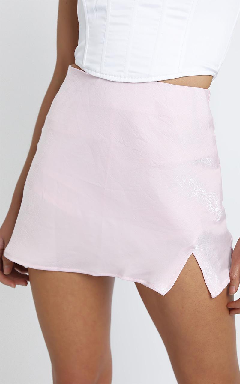 Hubert Skirt in Pink - 12 (L), PNK1, hi-res image number null