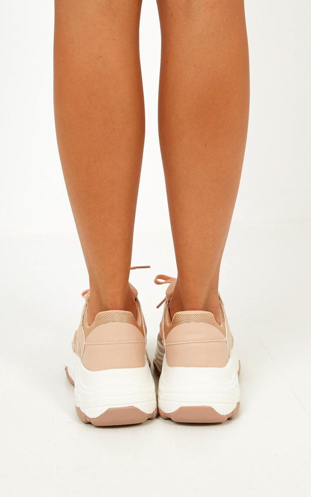 Verali - Mutha sneakers in blush - 10, Blush, hi-res image number null