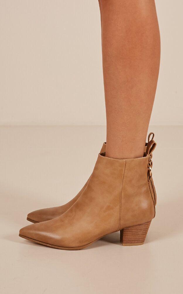 Billini - Bronte Boots in camel - 10, Camel, hi-res image number null