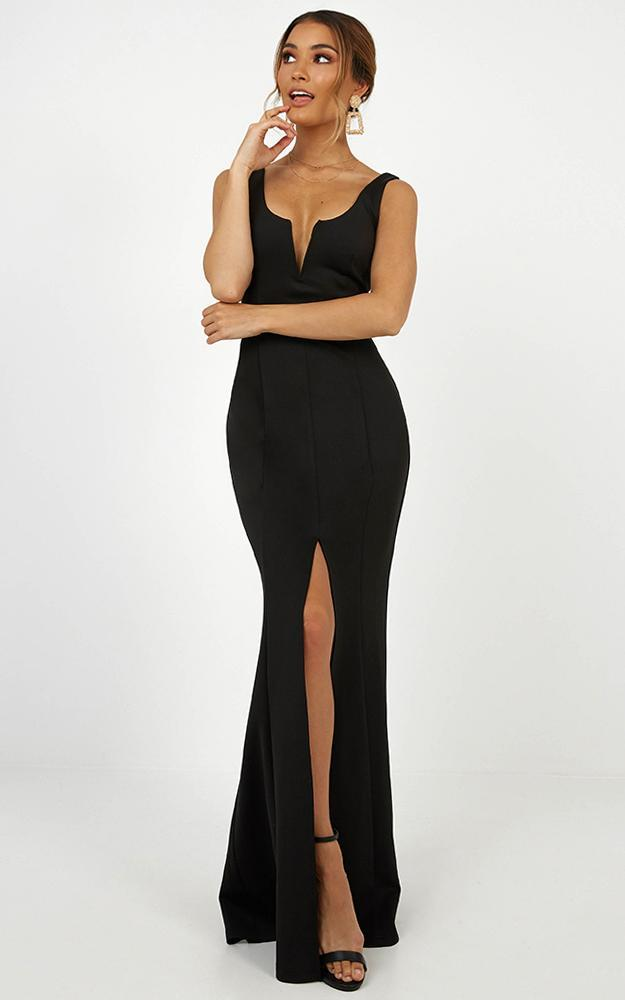 Eye On The Prize Dress in black - 14 (XL), Black, hi-res image number null