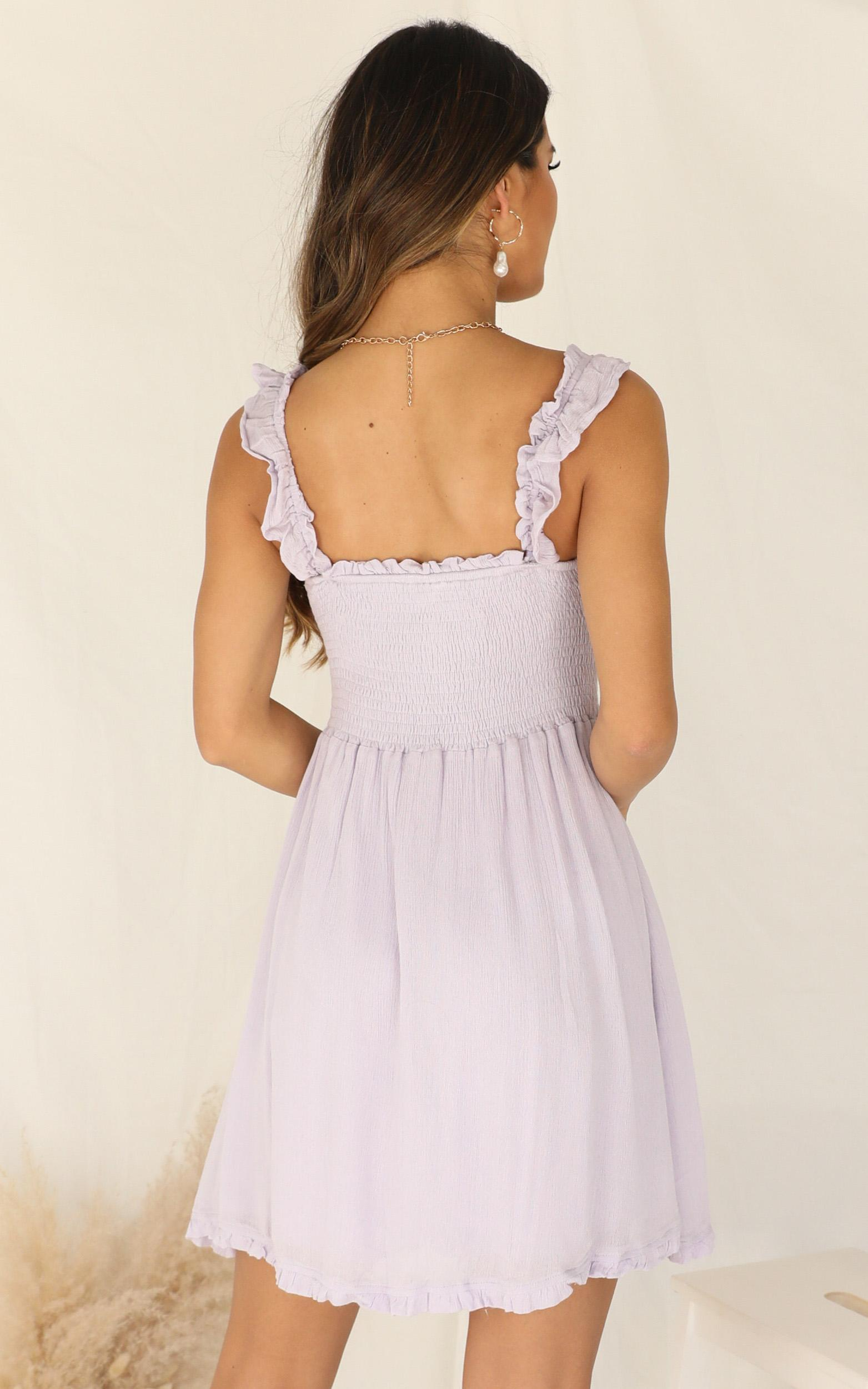 Chill With You Dress in lilac - 6 (XS), Purple, hi-res image number null