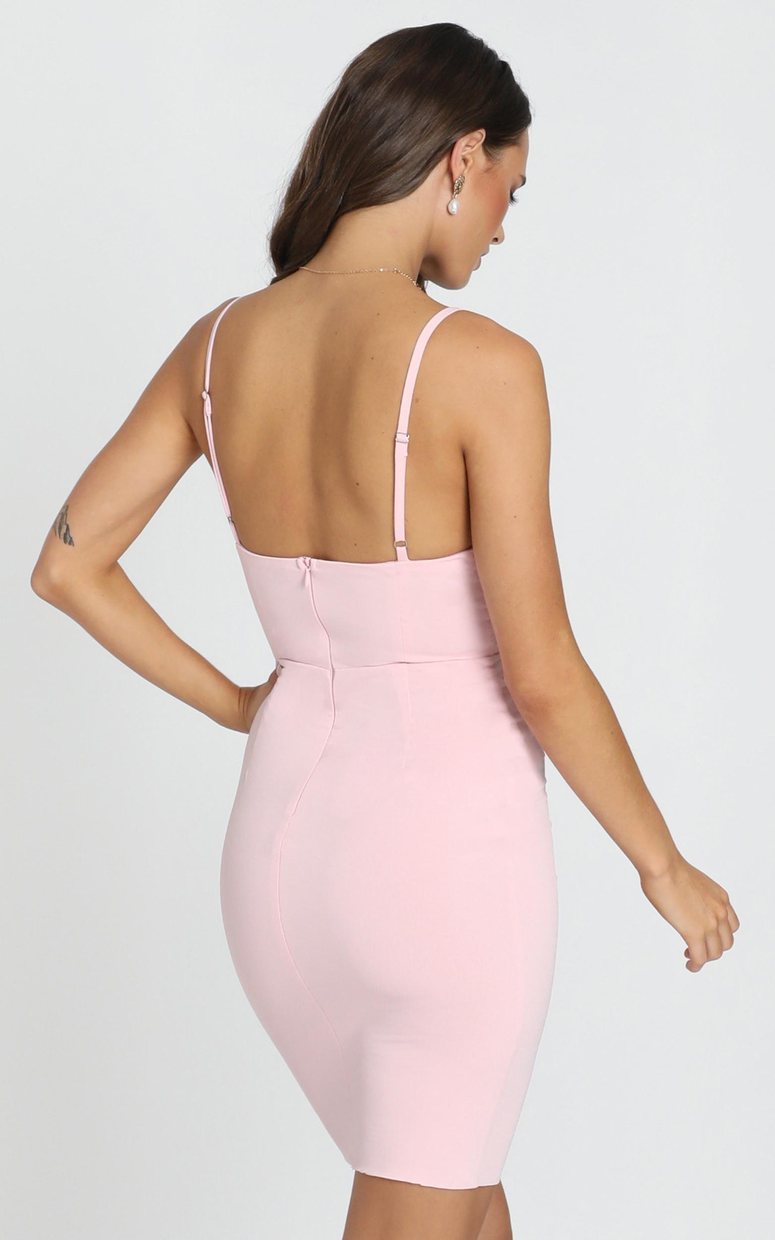 Happy Lies Dress in pink - 12 (L), Pink, hi-res image number null