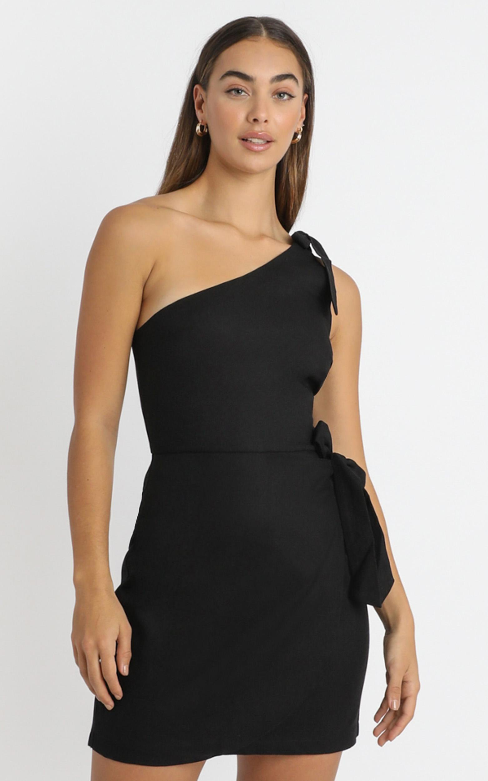 Keeping It Together Dress in black - 20 (XXXXL), Black, hi-res image number null