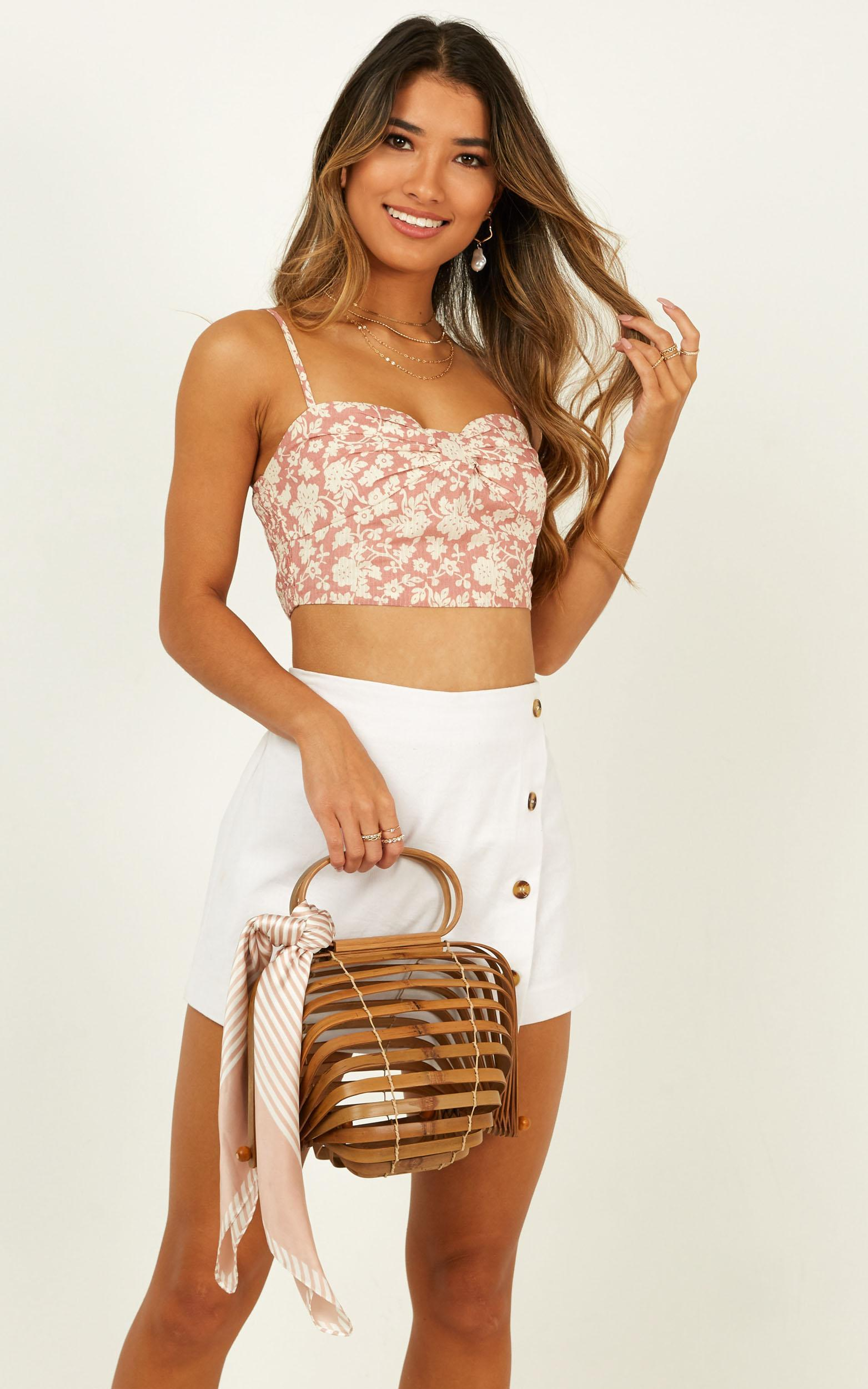 All The Ways Bag In Natural, , hi-res image number null
