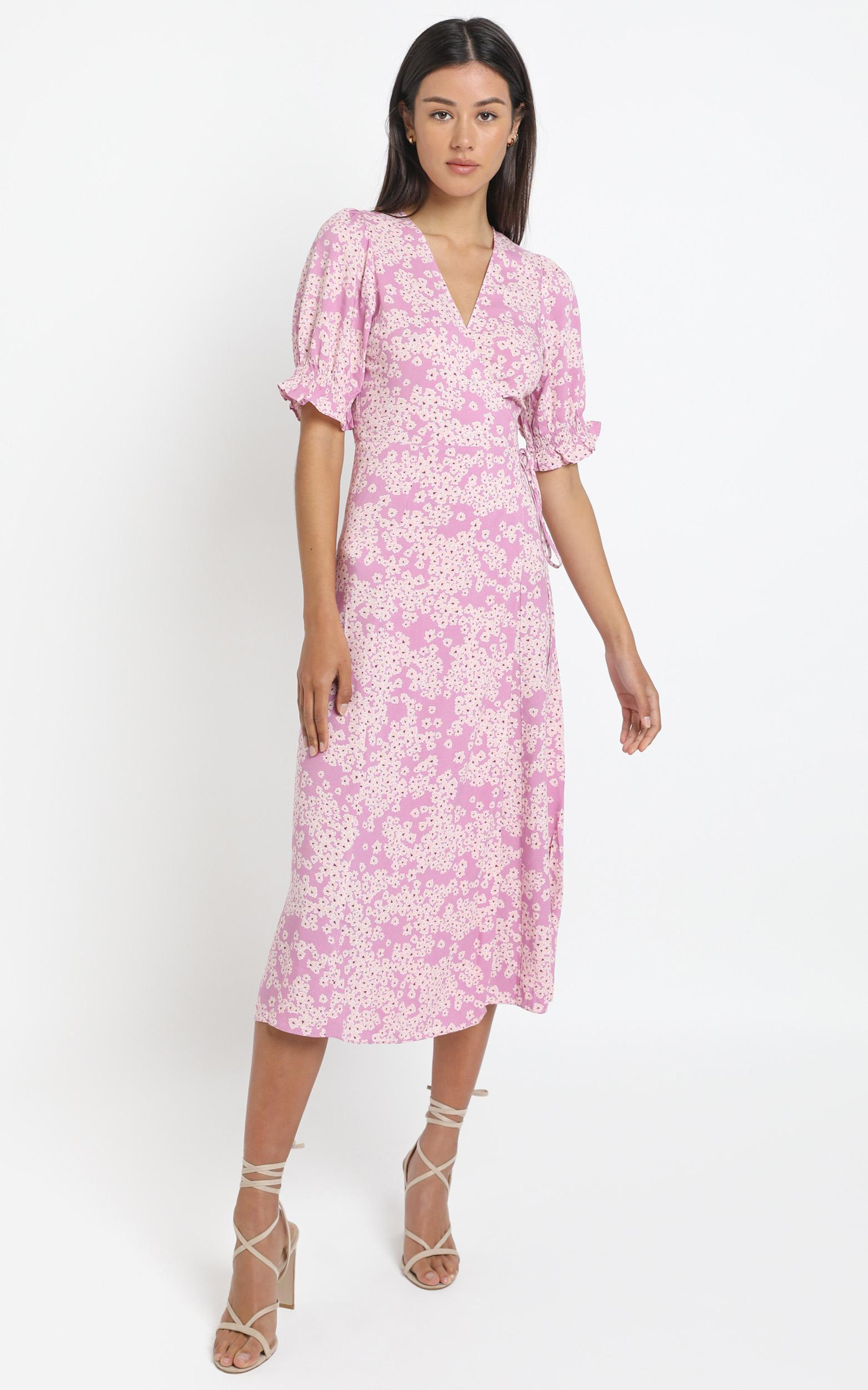 Sierra Vista Dress in orchid - 8 (S), Purple, hi-res image number null
