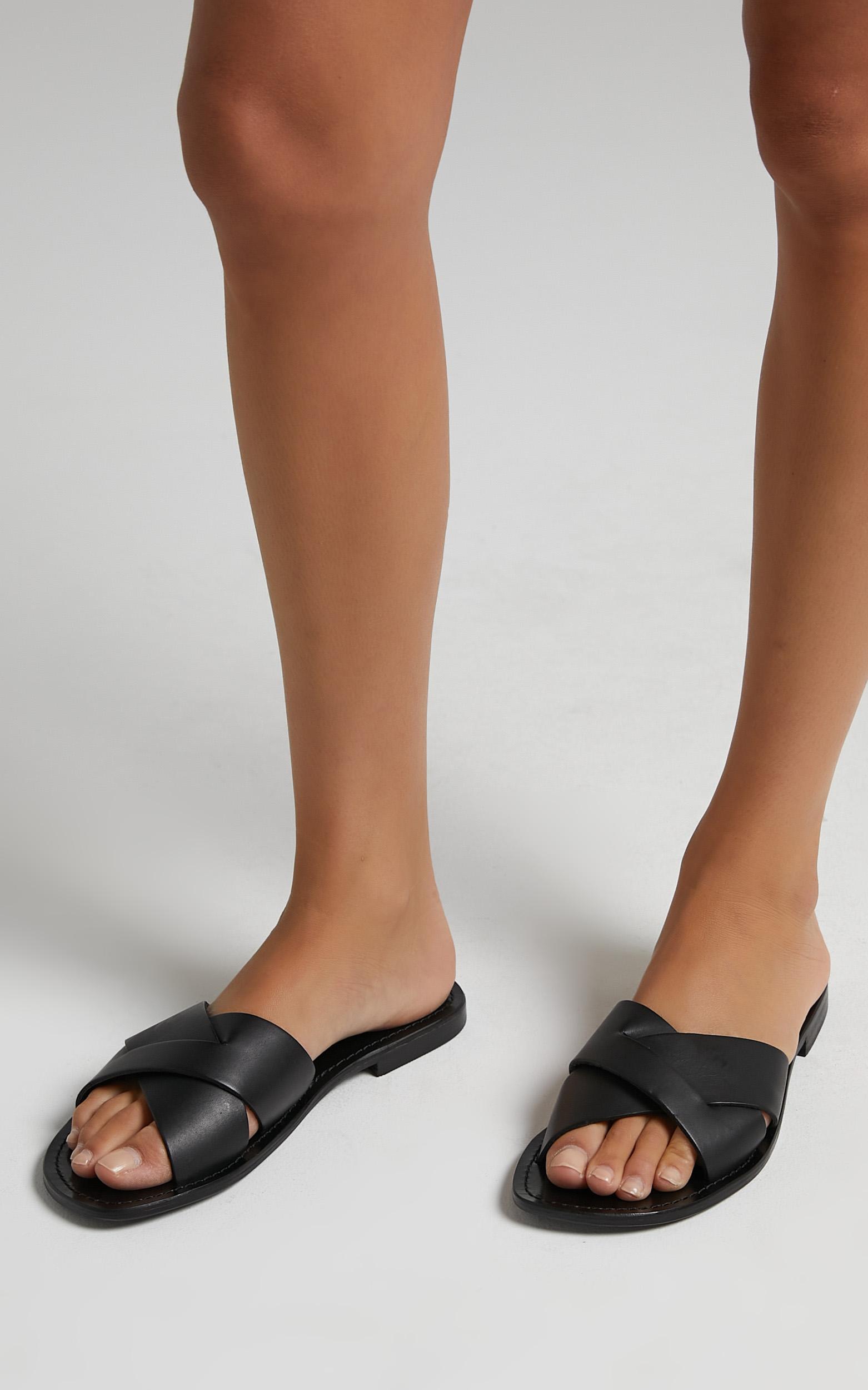 Tony Bianco - Alegra Sandals in Black - 5, Black, hi-res image number null