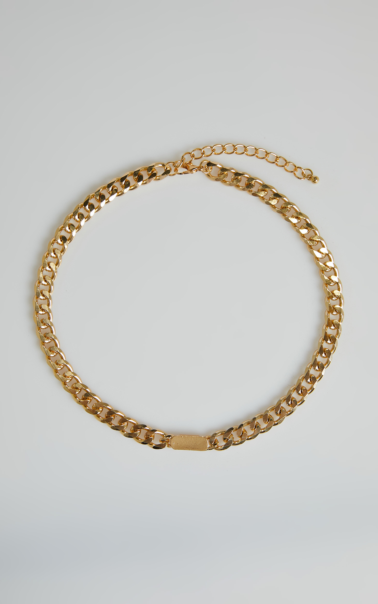 Lottie Necklace in Gold - NoSize, GLD1, hi-res image number null