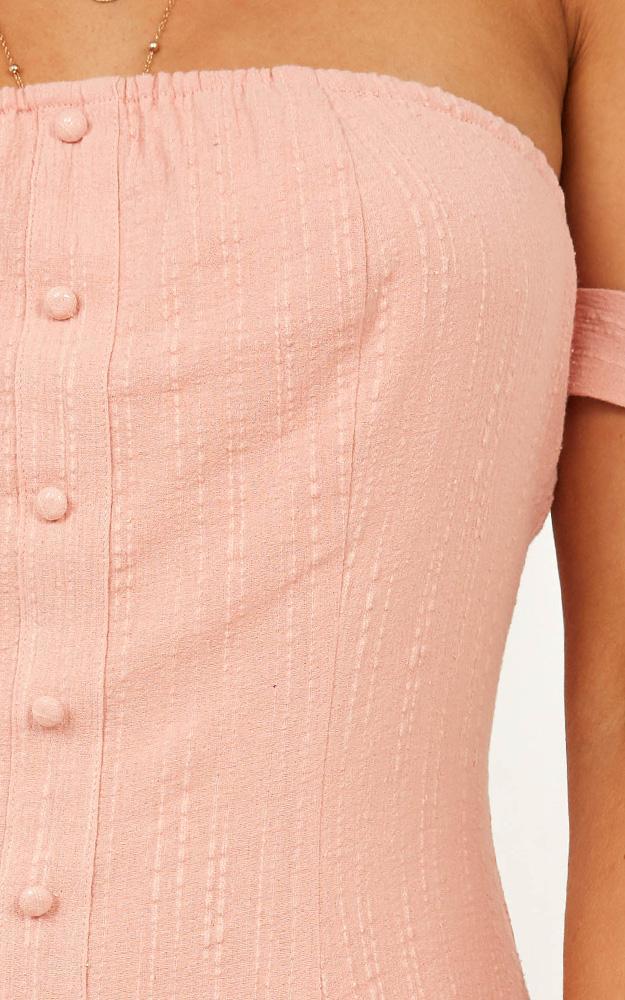 Raining Down Dress in blush - 12 (L), Blush, hi-res image number null