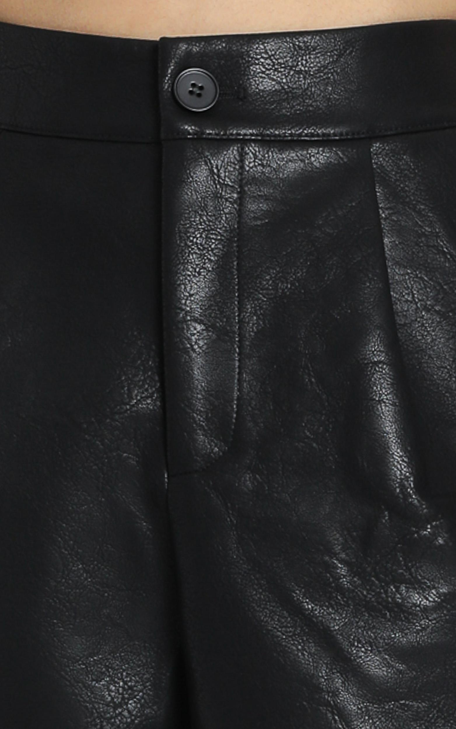 Lioness - Shameless Short in Black - 6 (XS), Black, hi-res image number null