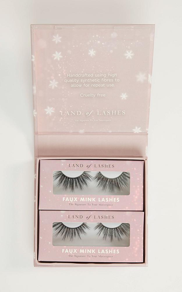 Land Of Lashes - Christmas Faux Mink Duo Gift Set, NEU5, hi-res image number null