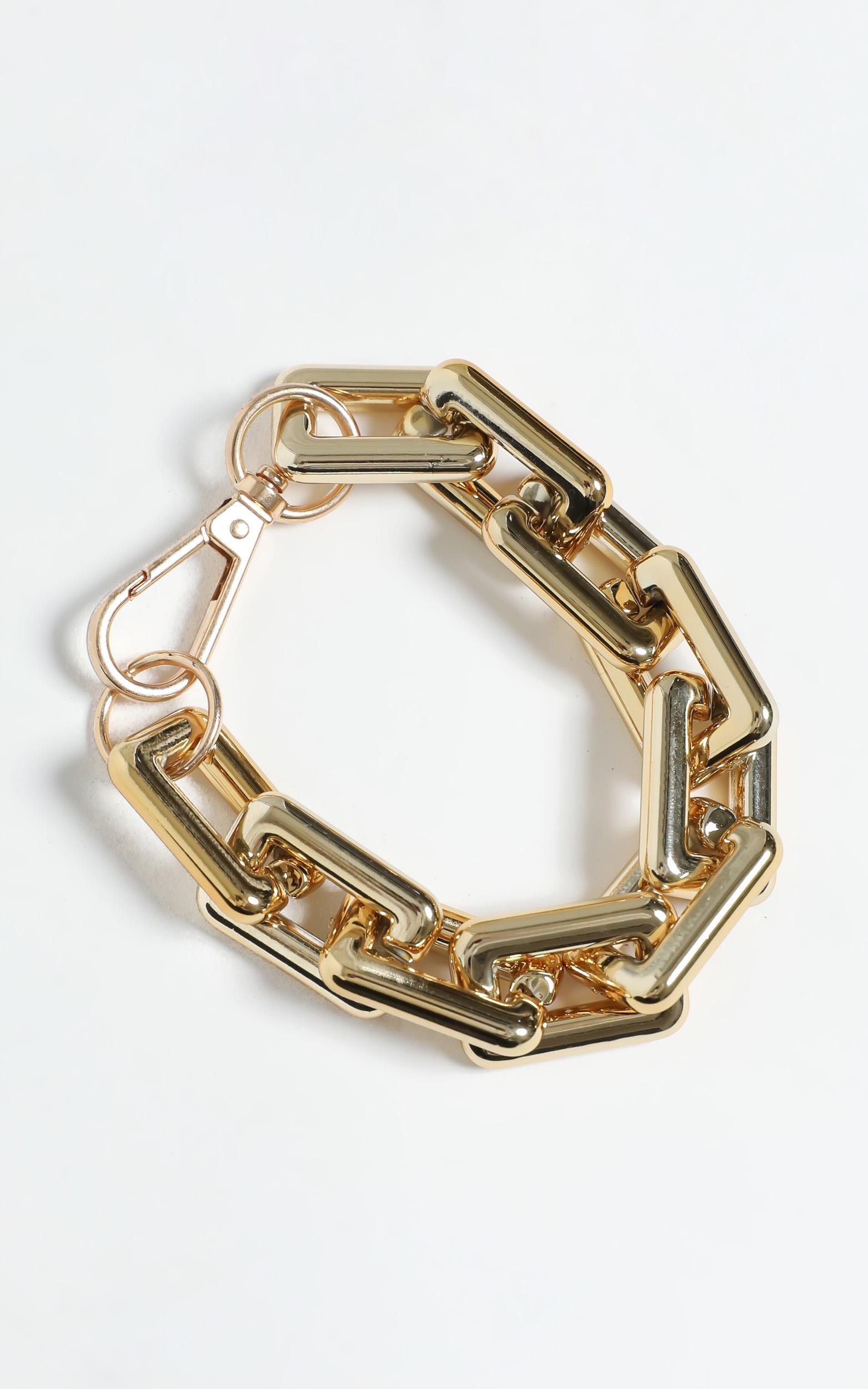 Soren Bracelet in Gold, , hi-res image number null