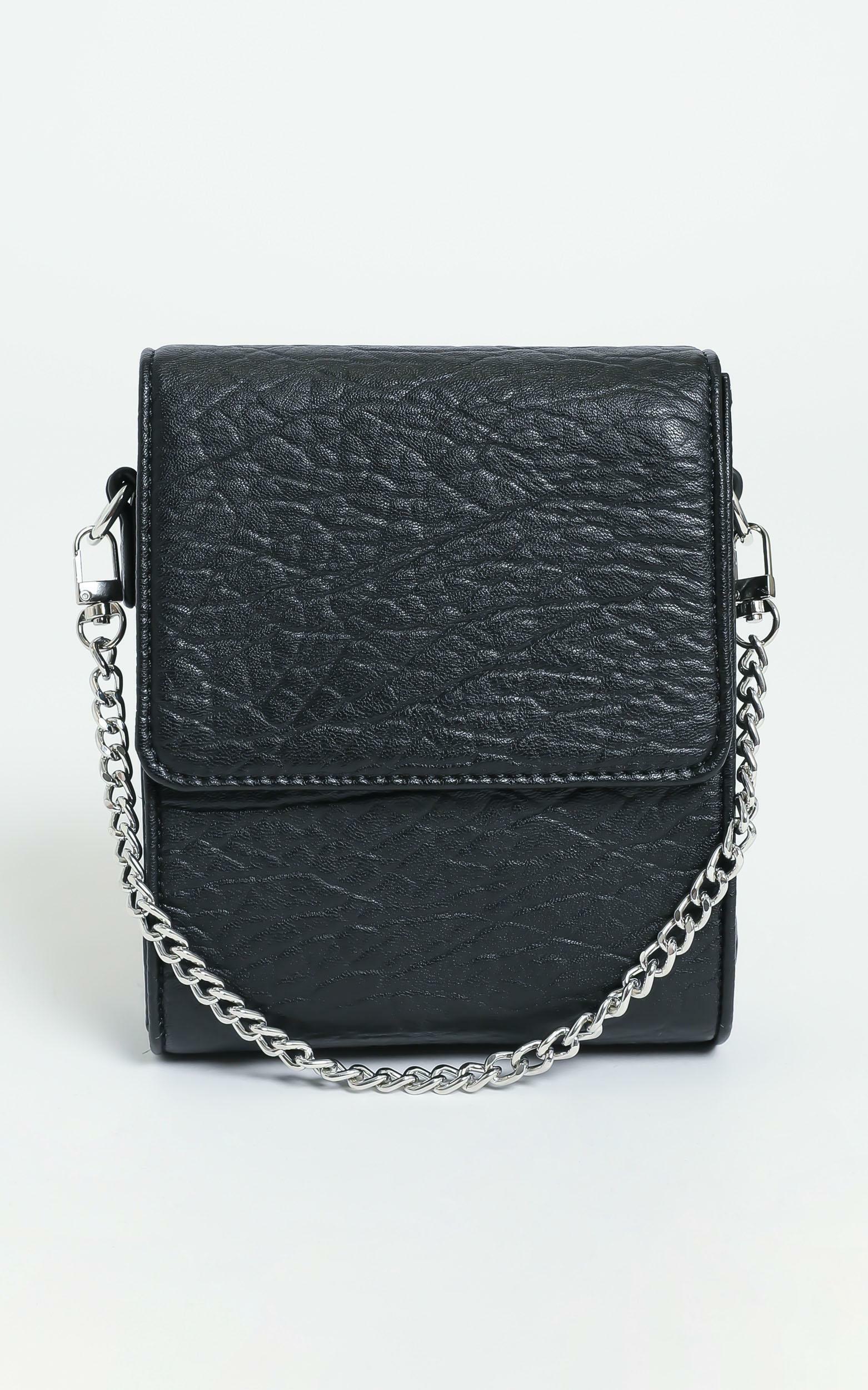 Georgia Mae - The Remi Bag in Black, , hi-res image number null