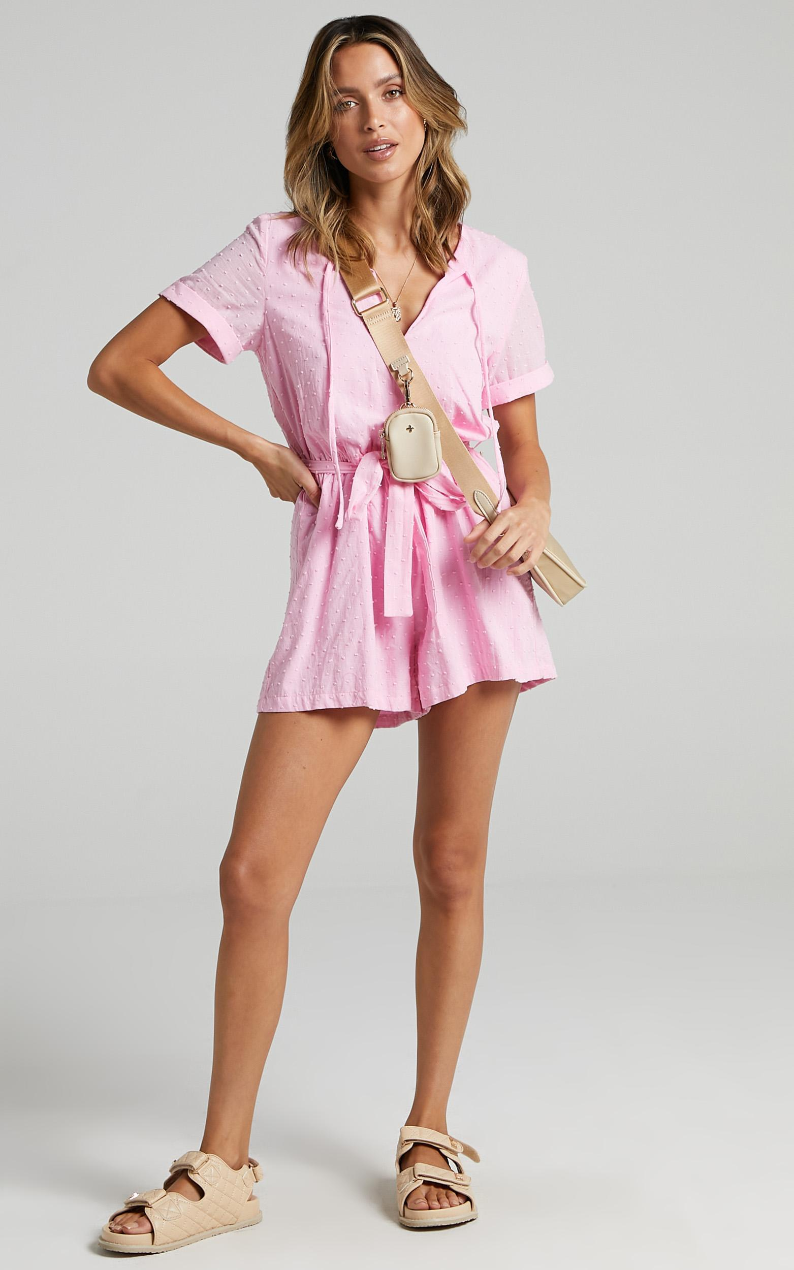 Northern Sun Playsuit in Pink - 04, PNK2, hi-res image number null
