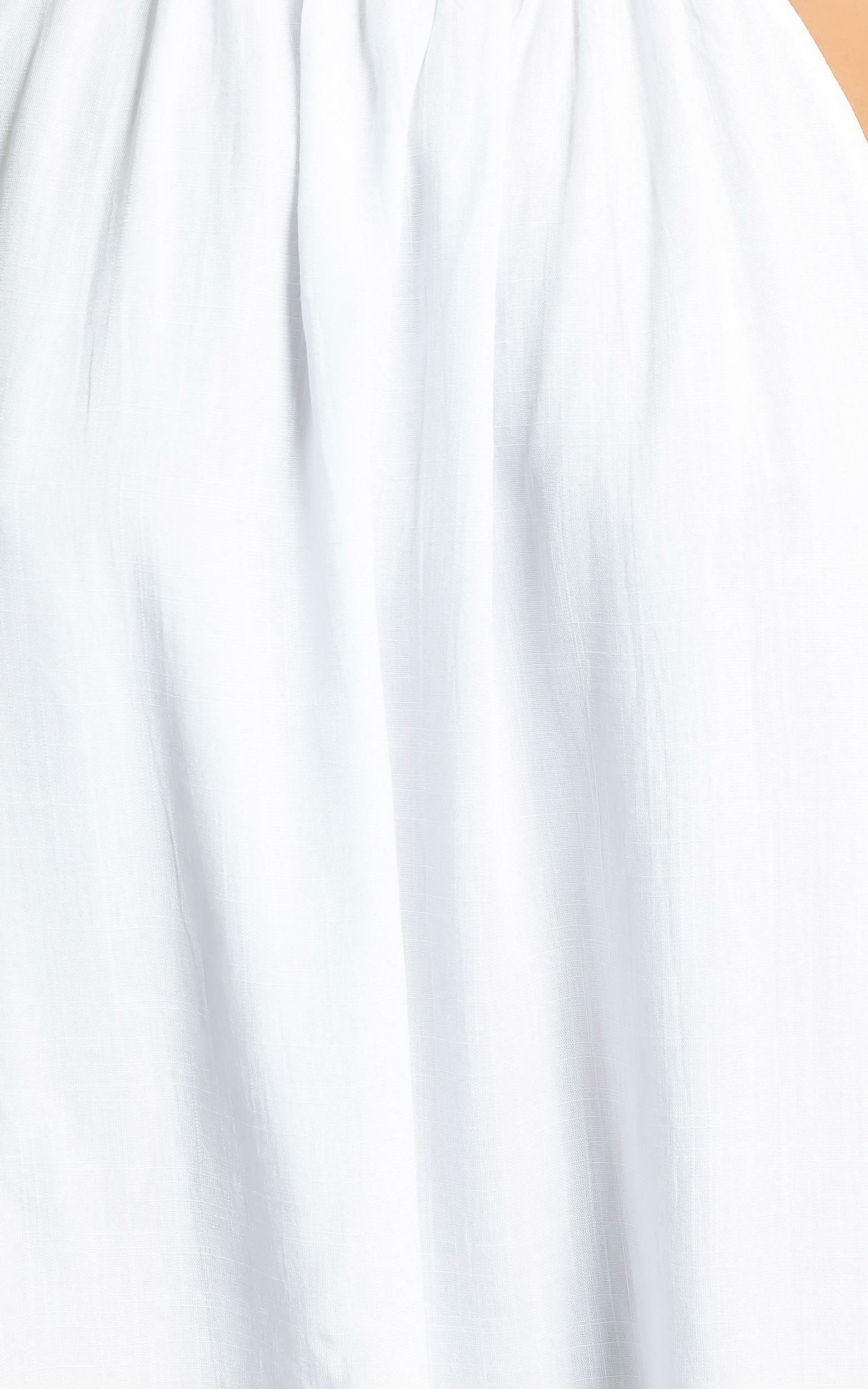 Meredith Dress in White - 6 (XS), White, hi-res image number null