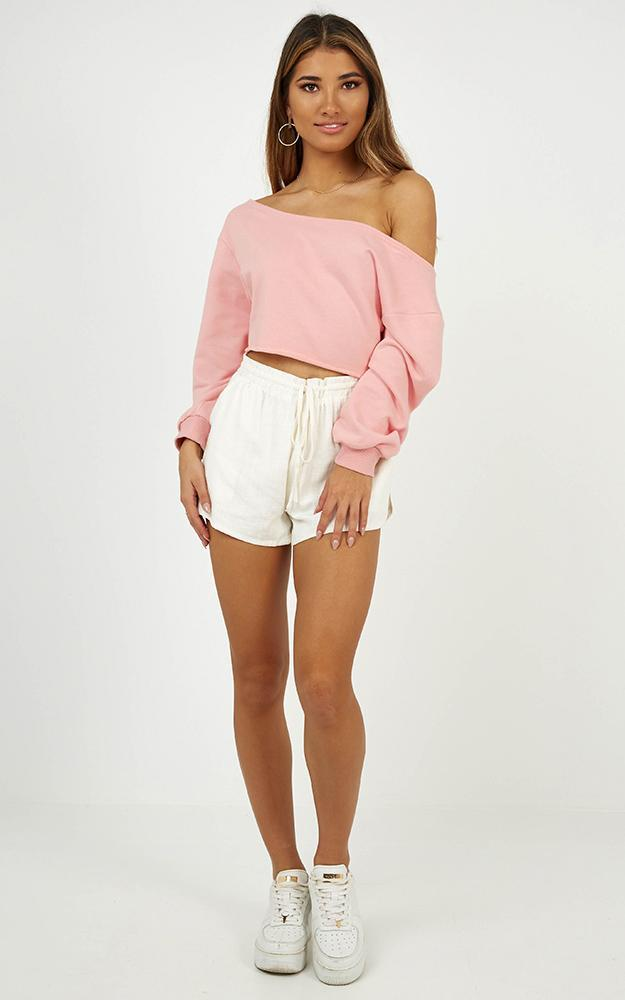 Dreamers top in blush - 10 (M), Blush, hi-res image number null