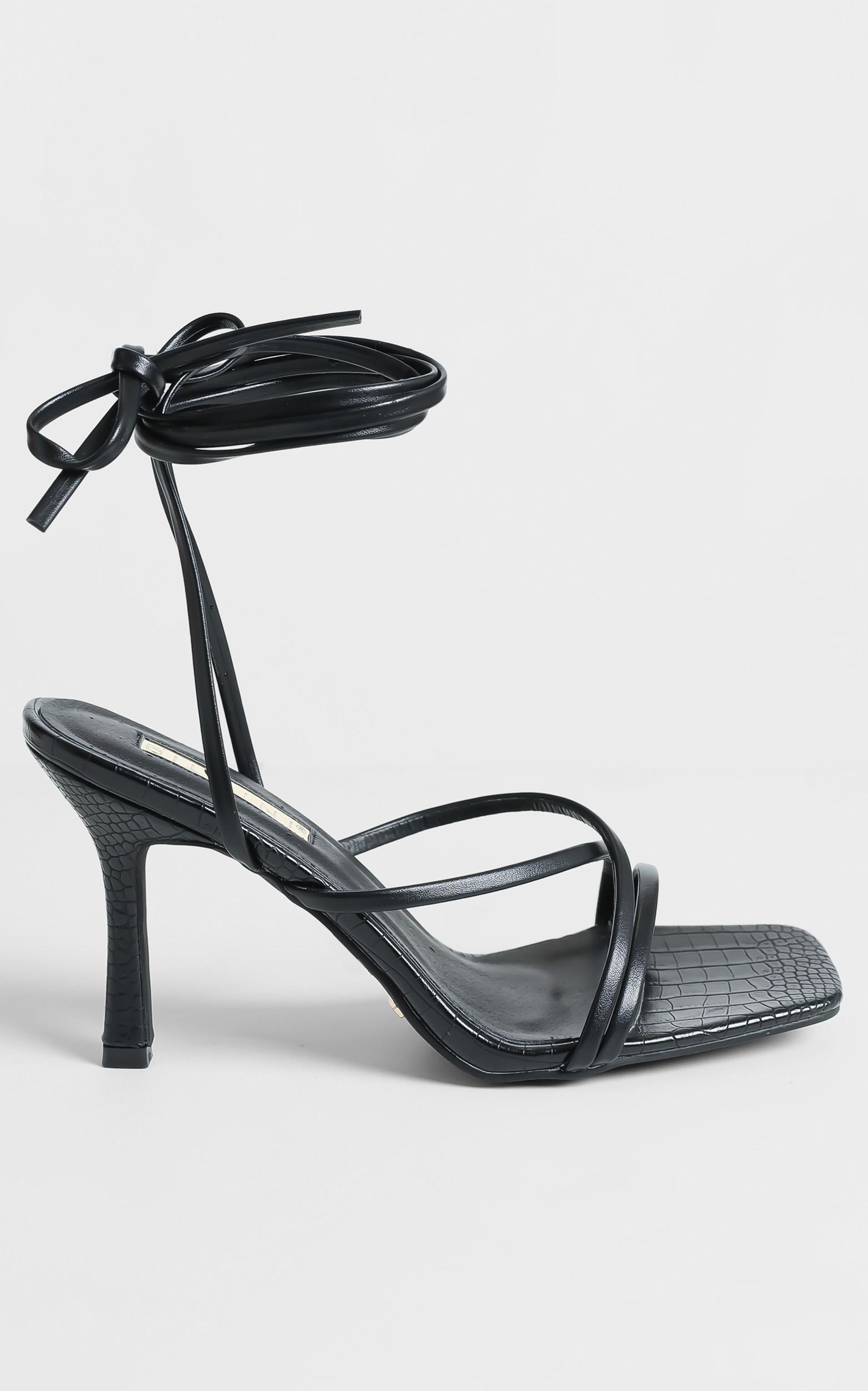 Billini - Summer Heels in Black - 05, BLK1, hi-res image number null