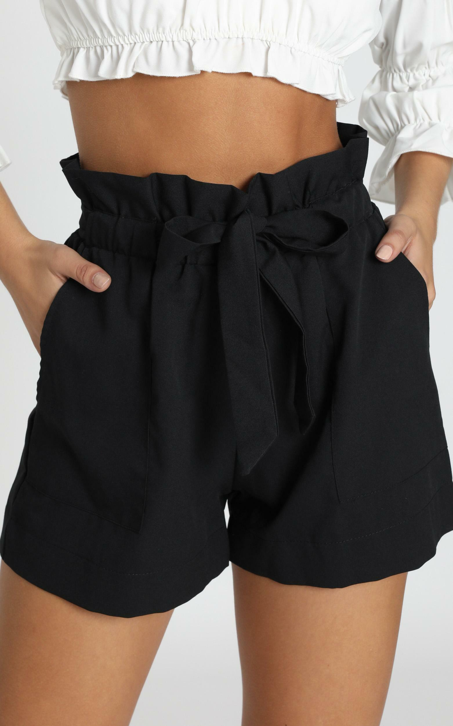All Rounder shorts in Black - 6 (XS), Black, hi-res image number null