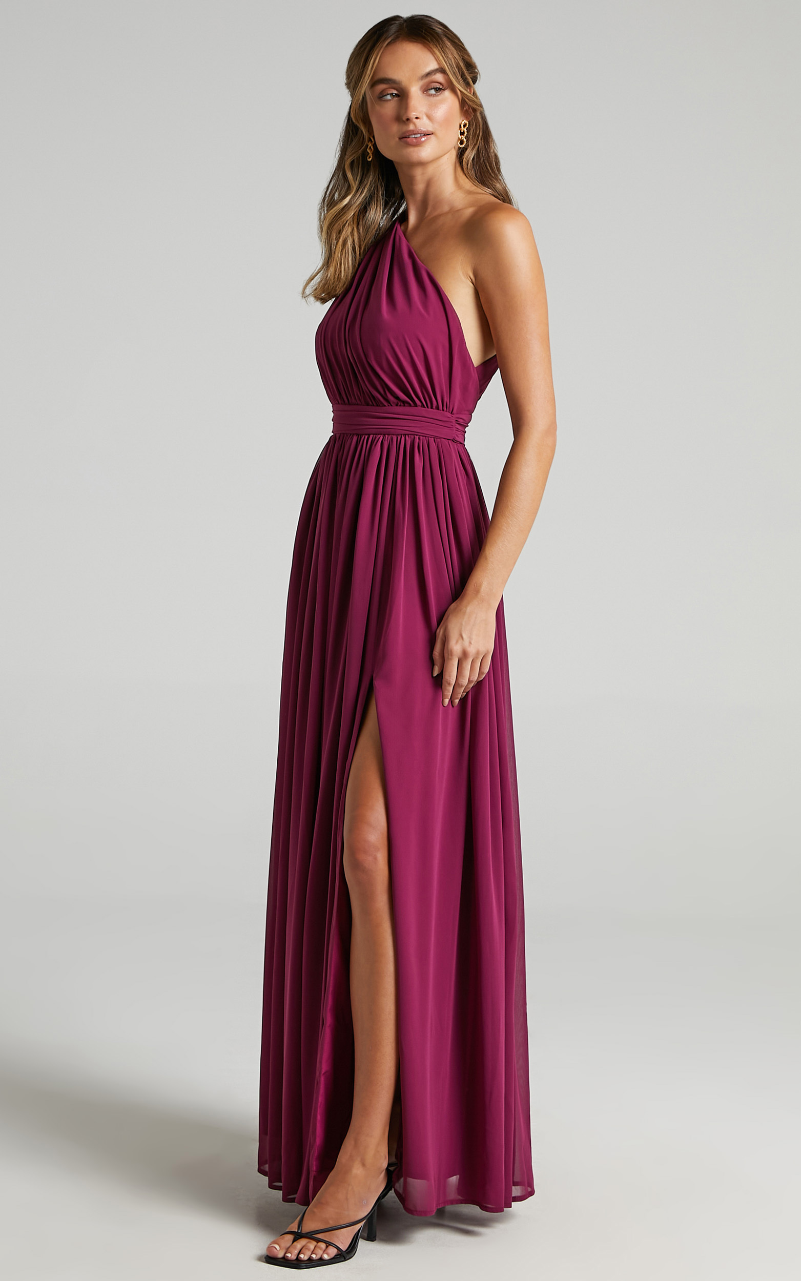Kindred Hearts Dress in Mulberry - 06, PRP2, hi-res image number null