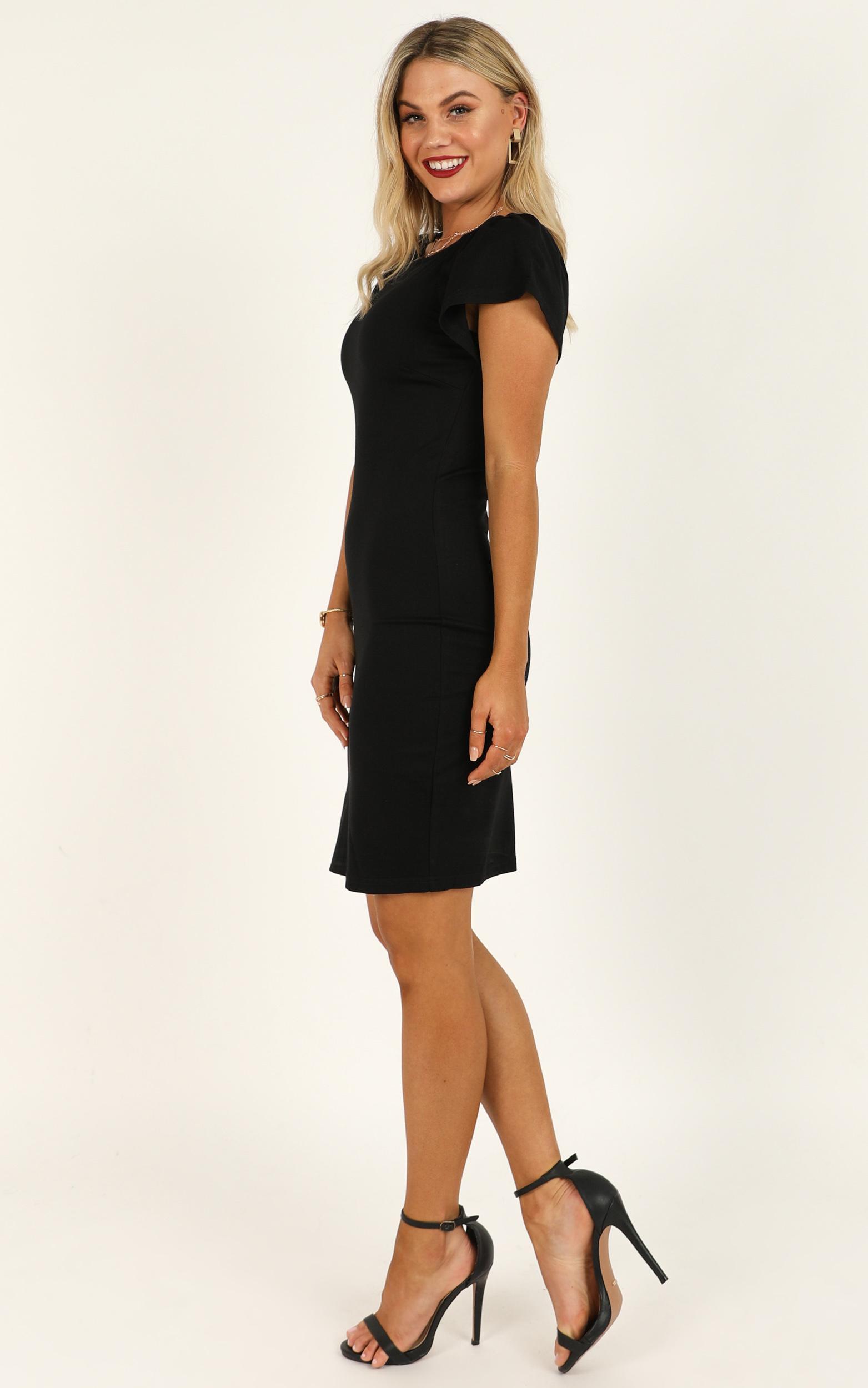 Dream Job Dress in black - 20 (XXXXL), Black, hi-res image number null