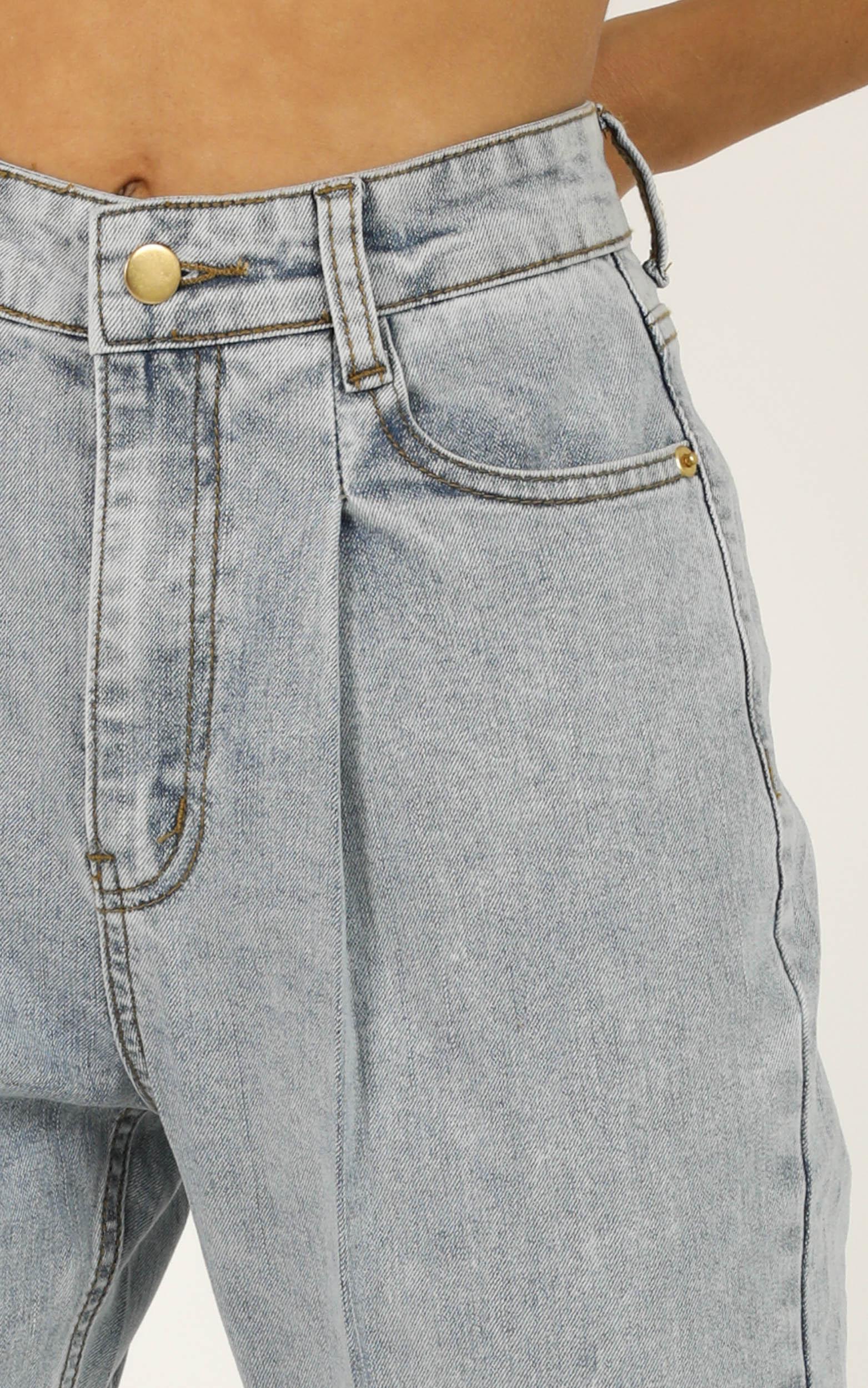 Sidnee Jeans in light blue denim - 14 (XL), Blue, hi-res image number null