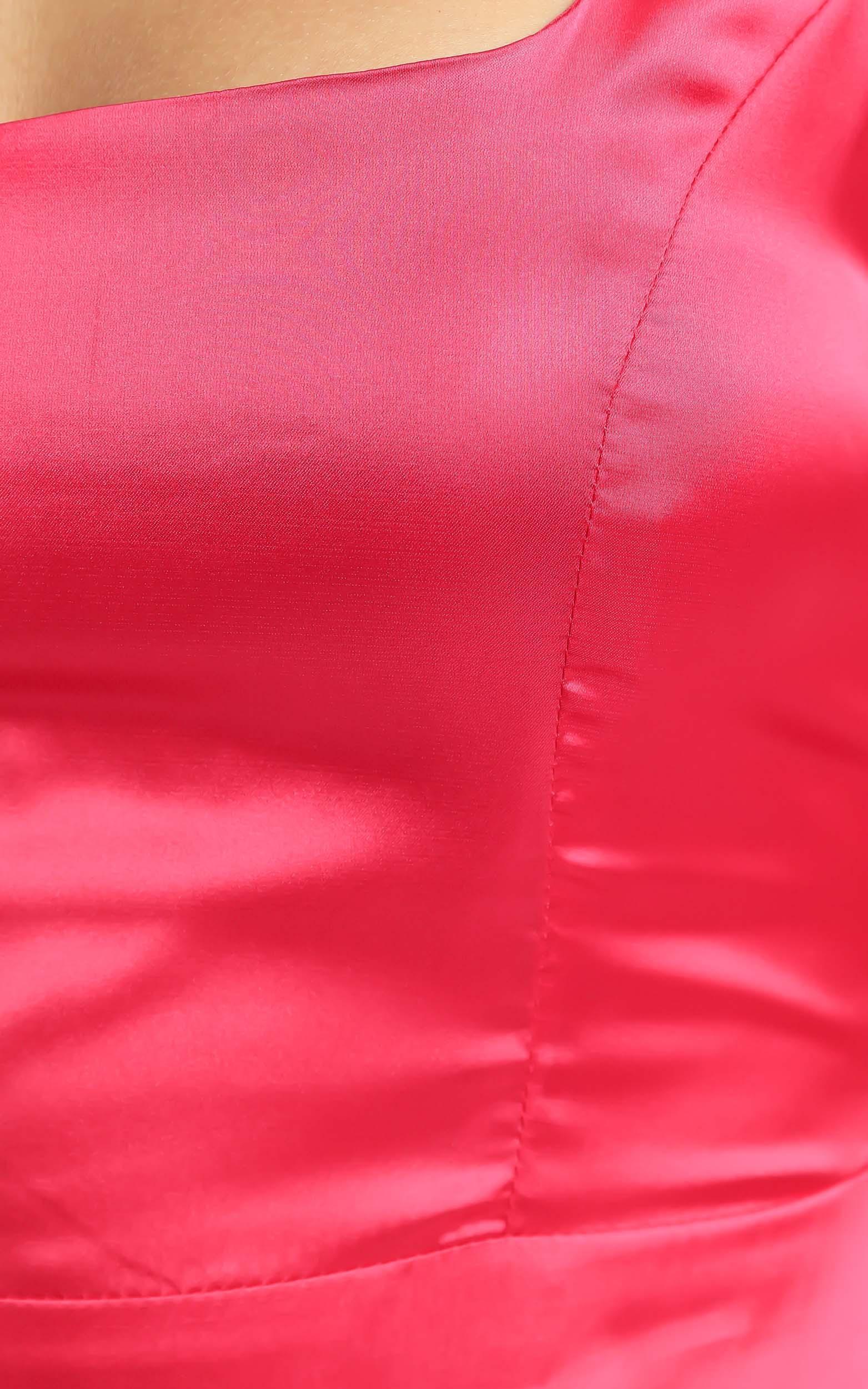 Sassa Dress in Hot Pink - 6 (XS), PNK11, hi-res image number null