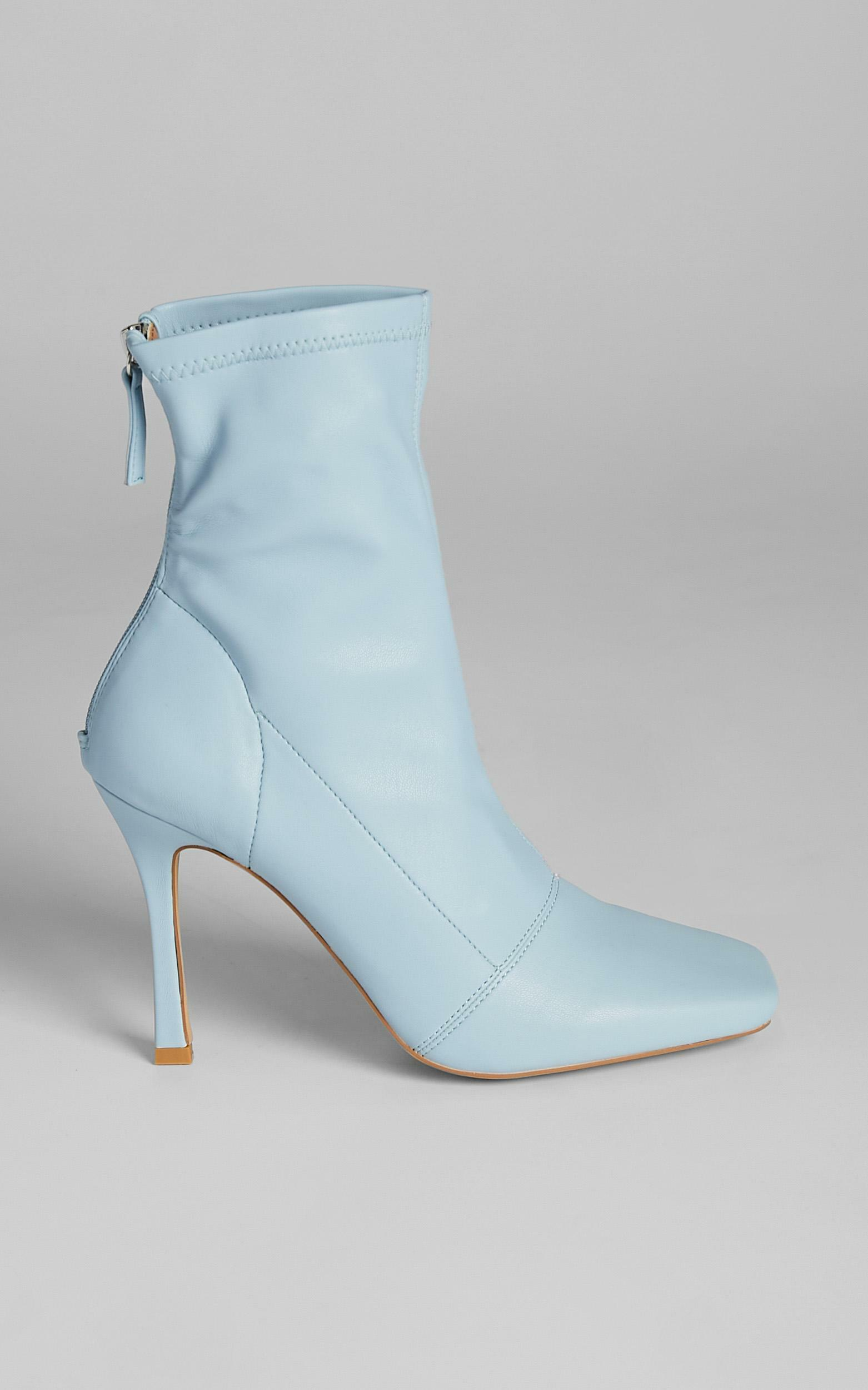 Therapy - Yasmeen Boots in Powder Blue - 05, BLU2, hi-res image number null