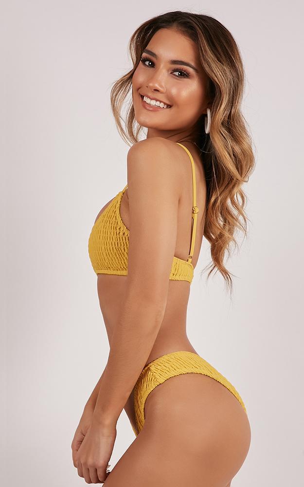 Anais Bikini bottom in Mango - 20 (XXXXL), Yellow, hi-res image number null
