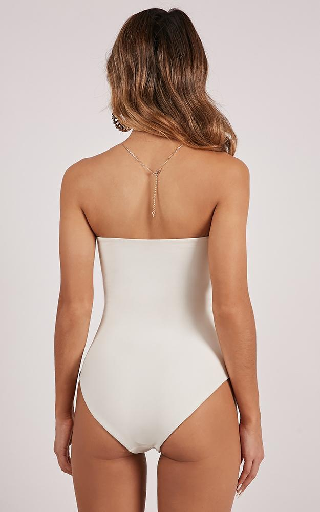 Nicole One Piece In milk - 14 (XL), White, hi-res image number null