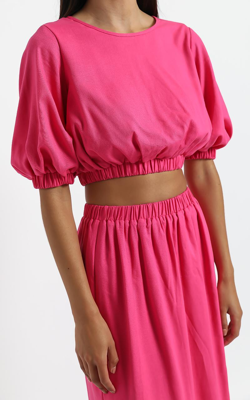 Asta Two Piece set in Pink - 6 (XS), PNK13, hi-res image number null