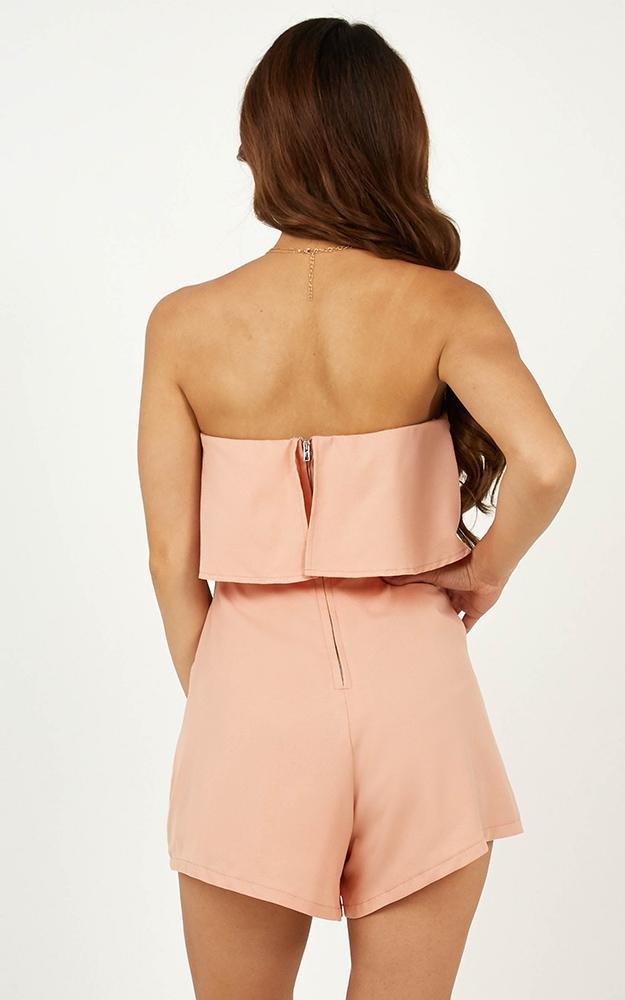 Cool Breeze playsuit in blush - 20 (XXXXL), Blush, hi-res image number null