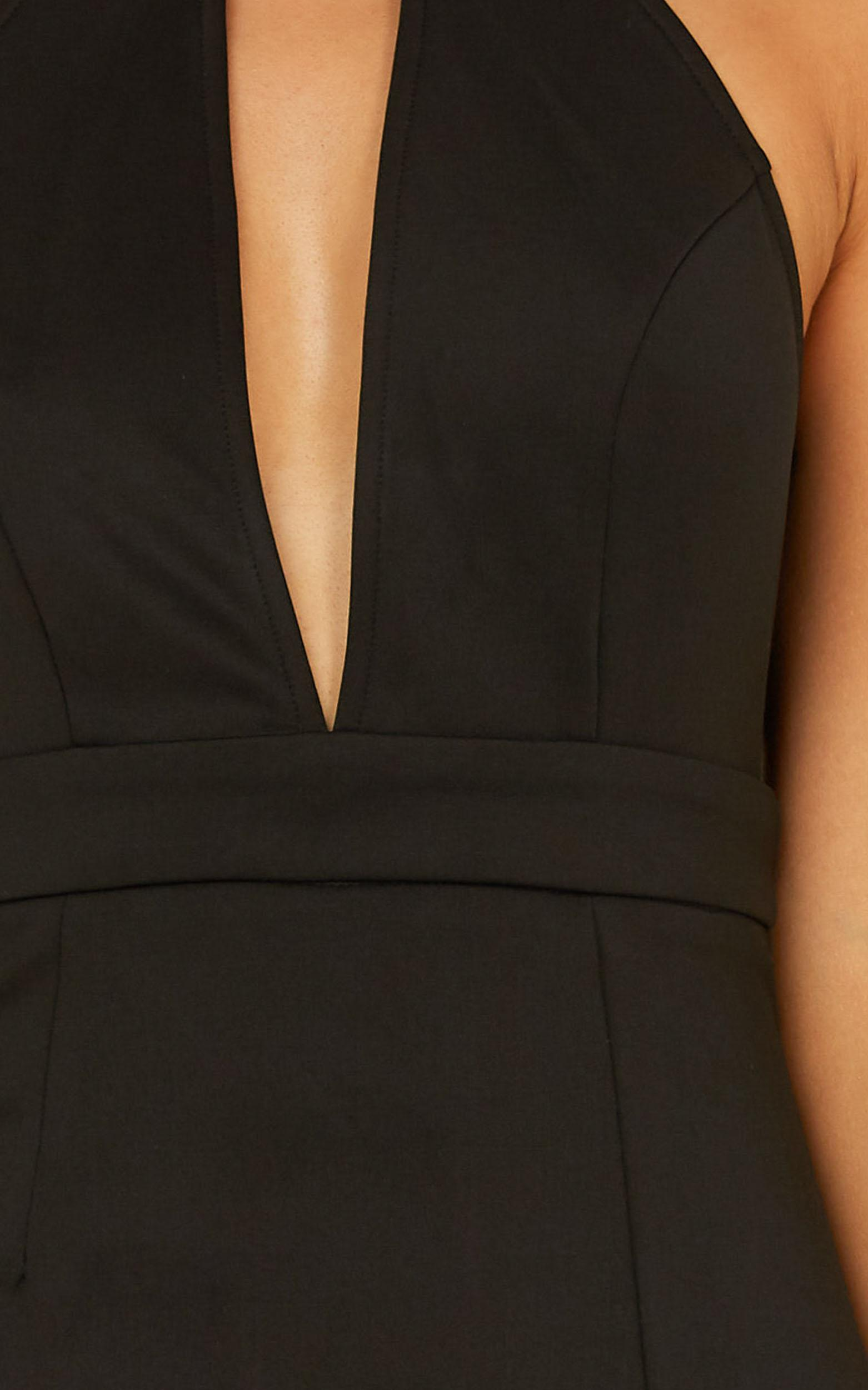 You Are Lovely Dress in black - 20 (XXXXL), Black, hi-res image number null