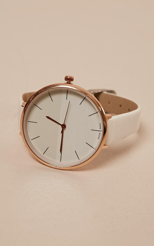 Deserve Best Watch In White, , hi-res image number null