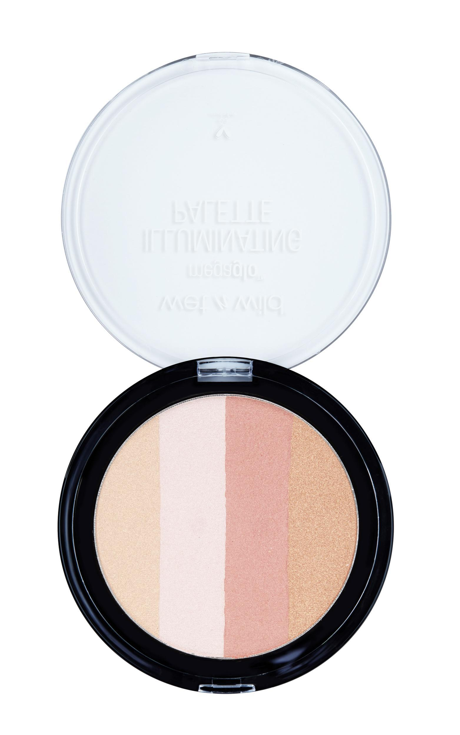 Wet N Wild - MegaGlo Illuminating Powder in Catwalk Pink , , hi-res image number null