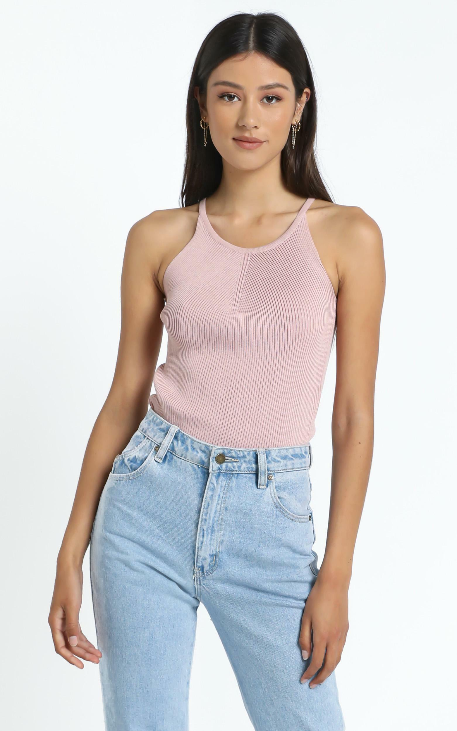 Sammy Top in Pink - 14 (XL), Pink, hi-res image number null