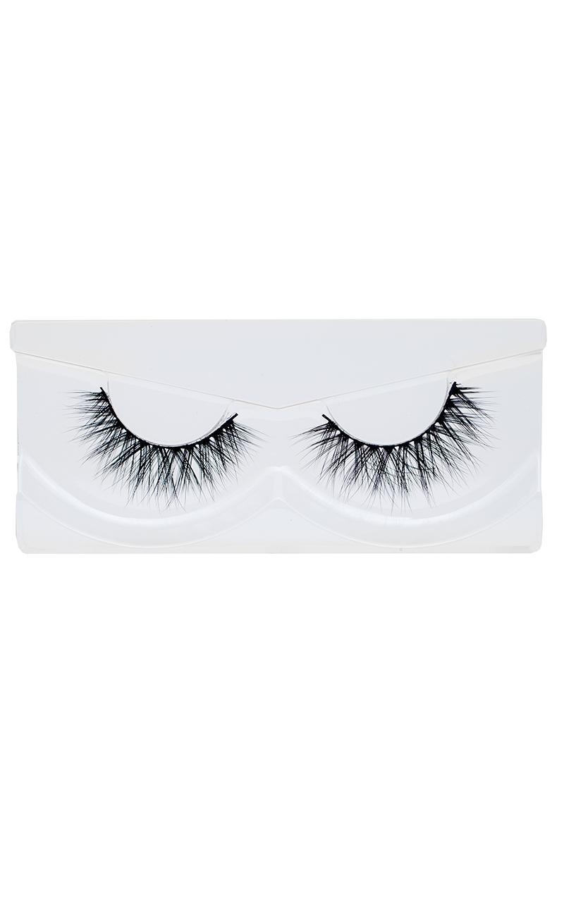 Land Of Lashes - Luxury Faux Mink in chic, Black, hi-res image number null