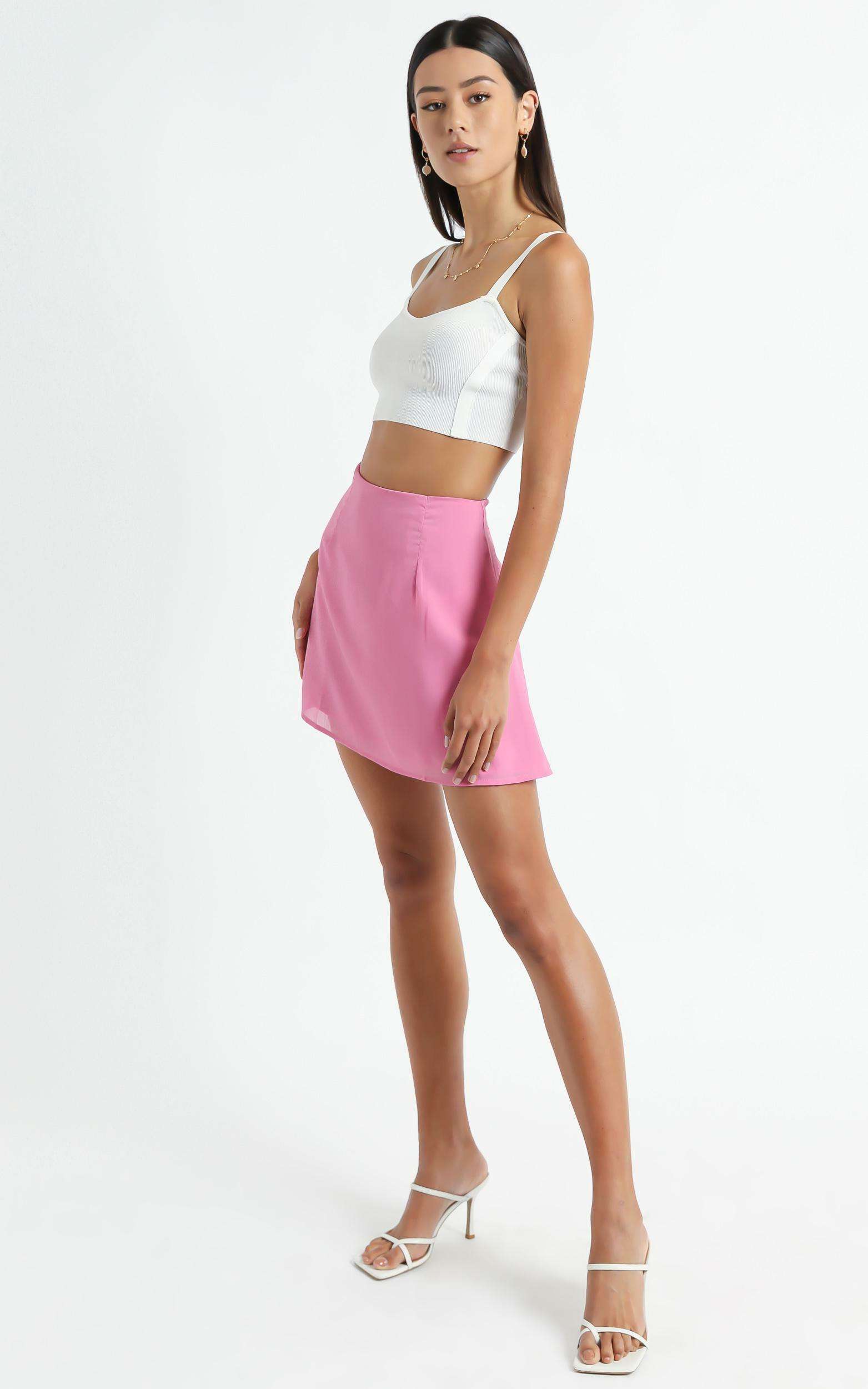 Only Offer Skirt in Pink - 4 (XXS), PNK2, hi-res image number null