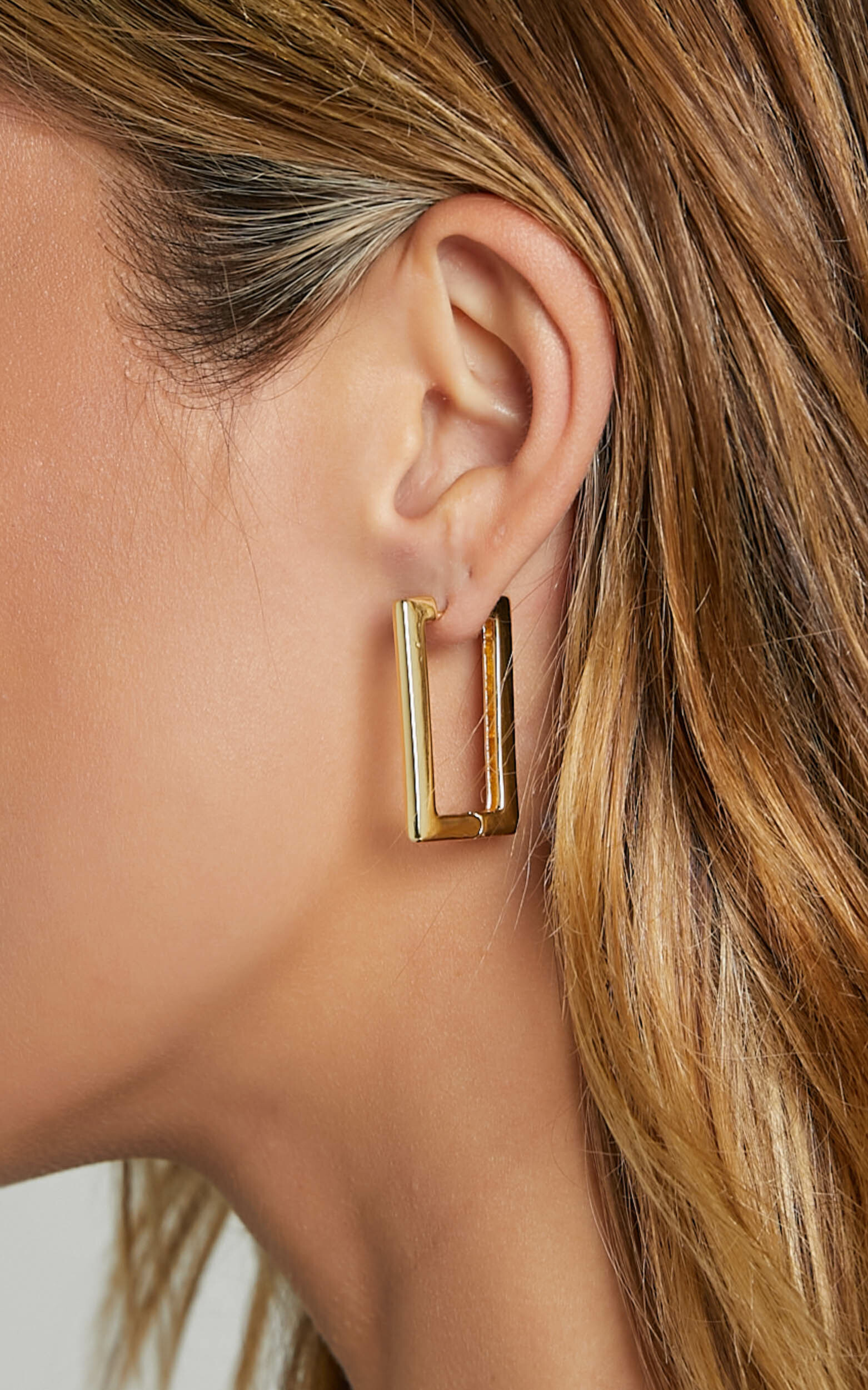 Twylah Earrings in Gold - NoSize, GLD1, hi-res image number null