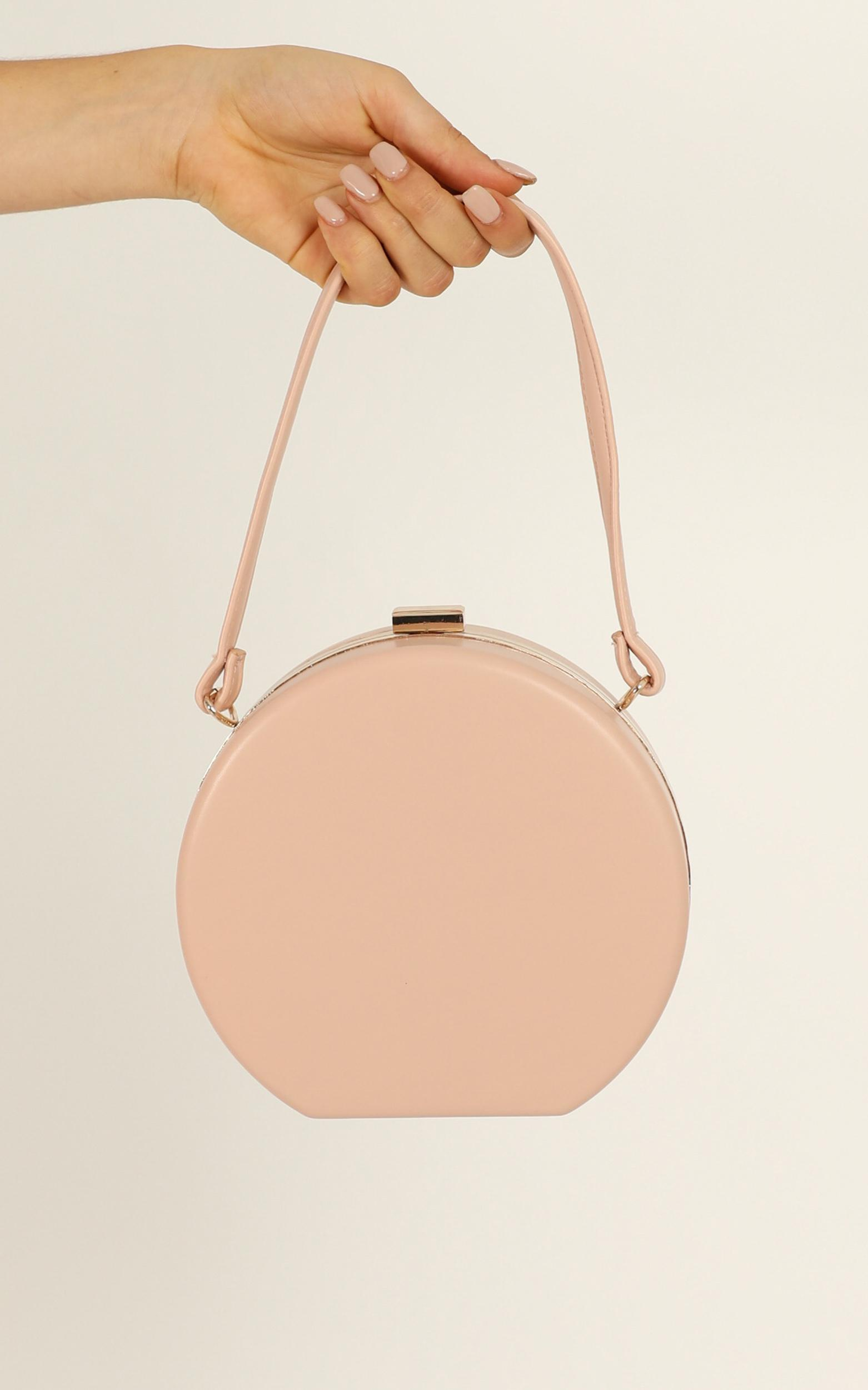 Something To Be Bag In Nude, , hi-res image number null