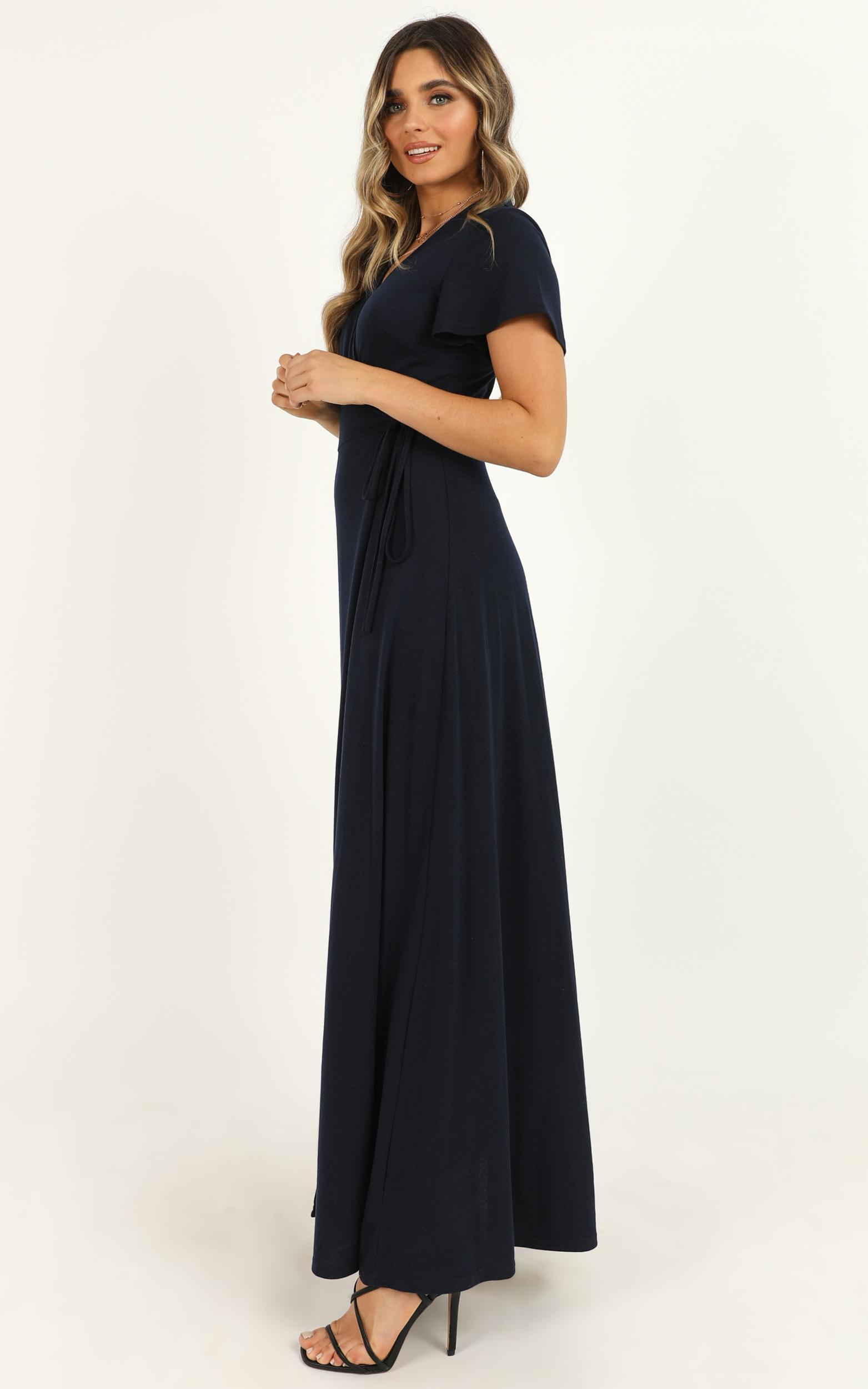 Meaning To Call Dress In navy - 14 (XL), Navy, hi-res image number null