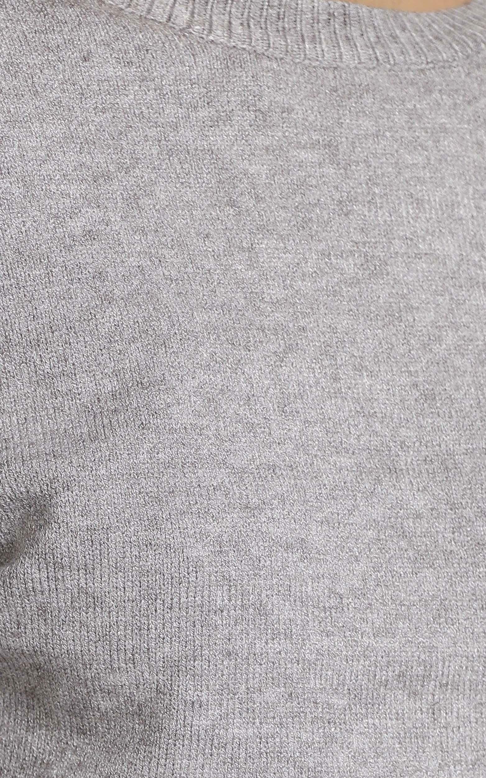 Arcadia Knit Top in Grey - 12 (L), Grey, hi-res image number null