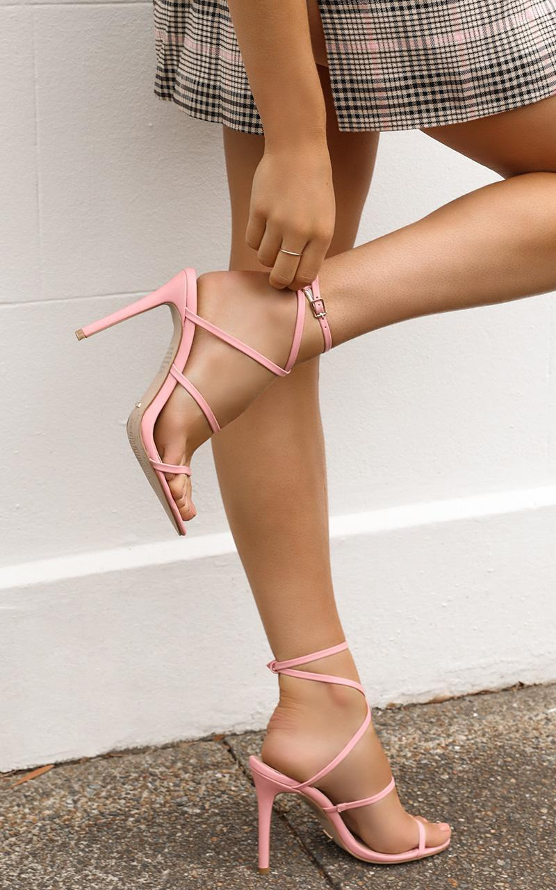 Billini - Thalie heels in dusty candy - 10, Pink, hi-res image number null