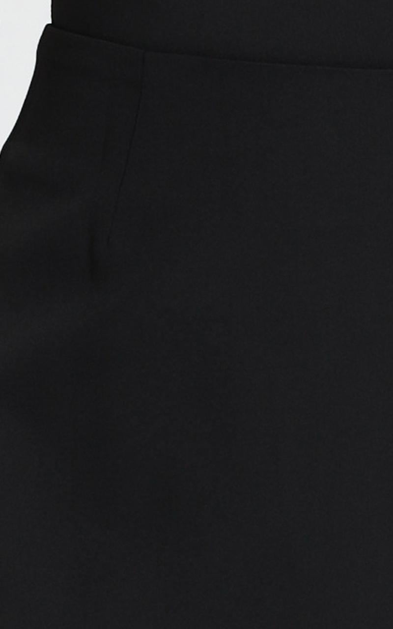Next Up Skirt in black - 4 (XXS), Black, hi-res image number null