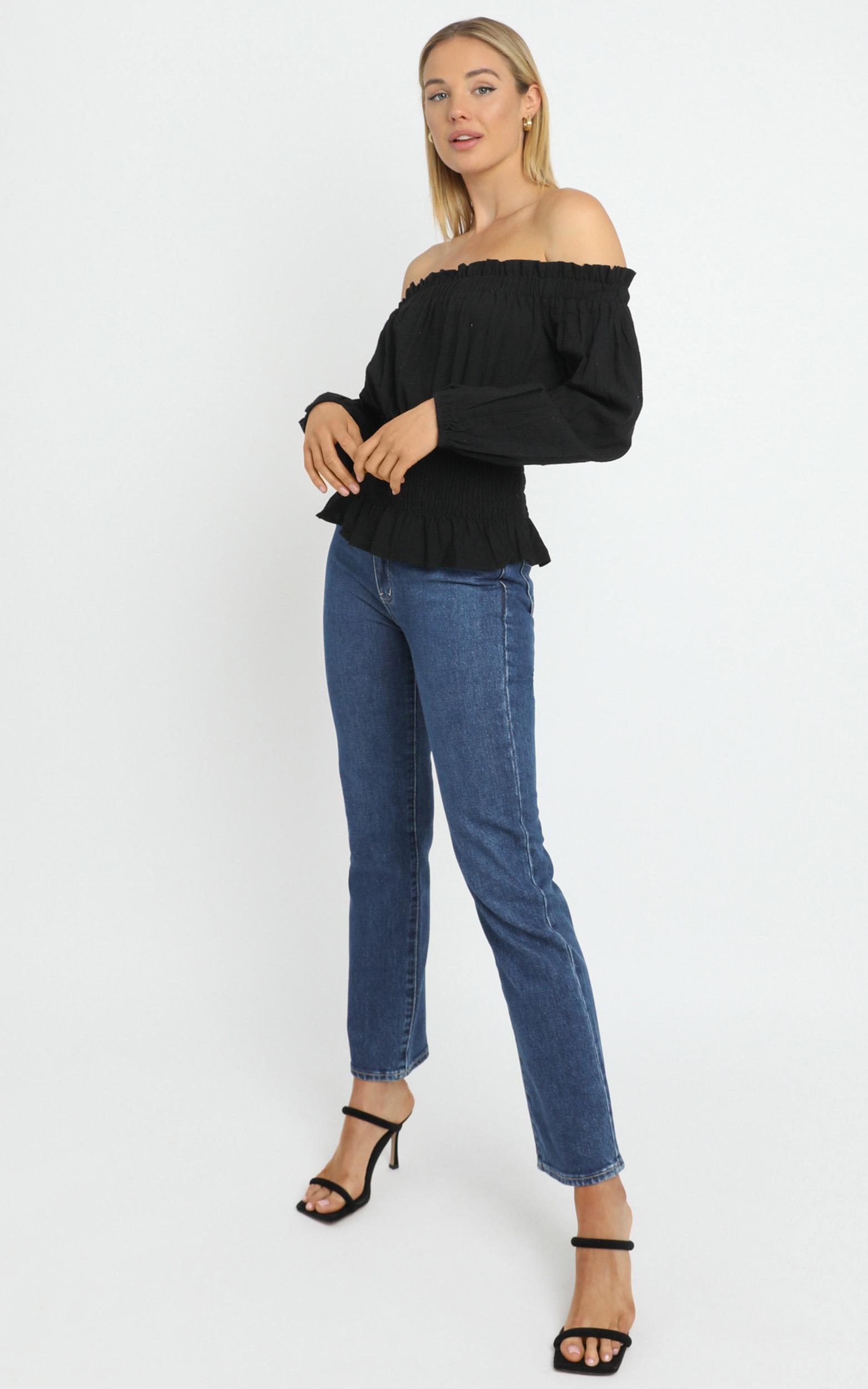 Marnie Top in Black - XL, Black, hi-res image number null