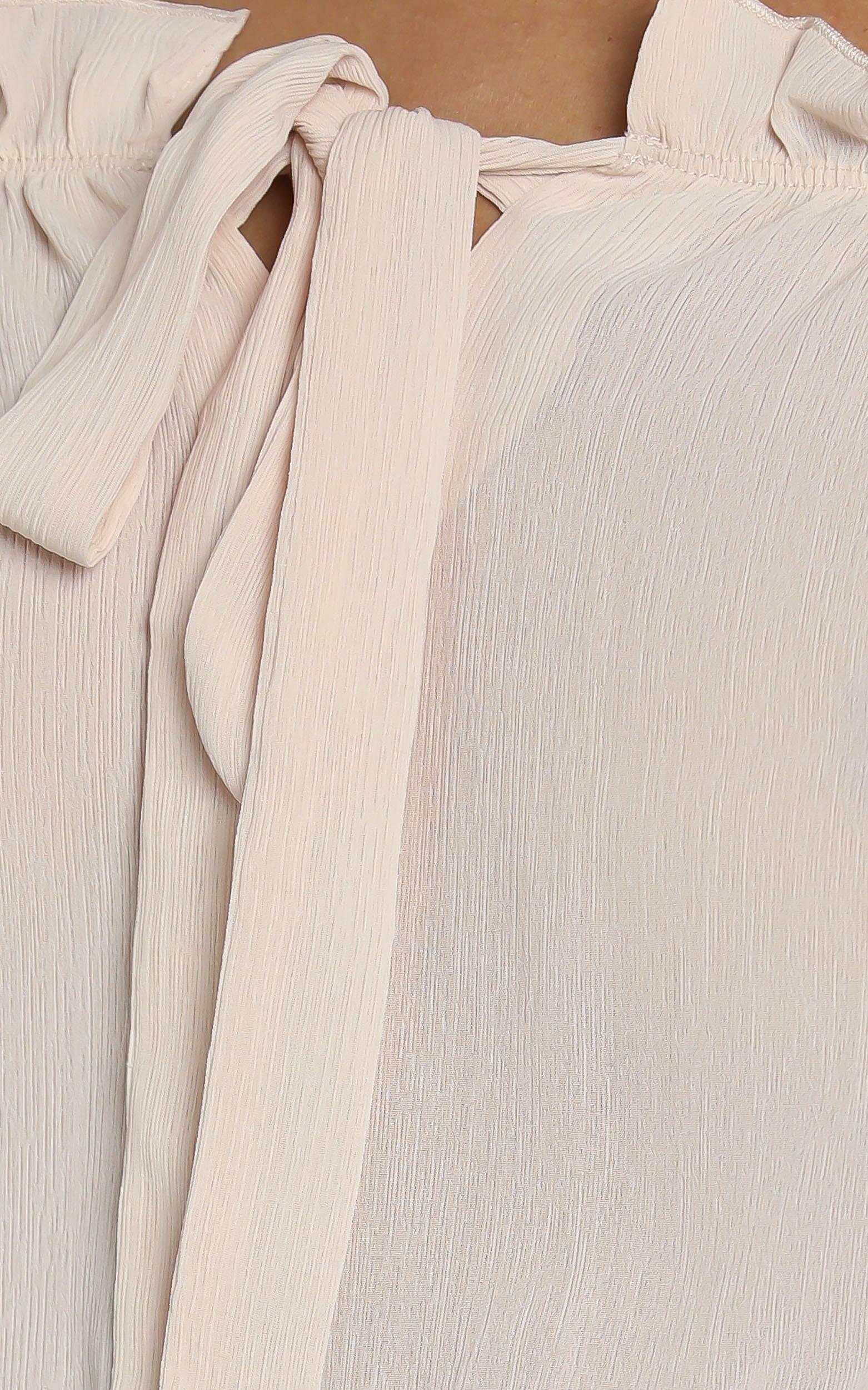 Ronny Dress in Blush - 12 (L), Blue, hi-res image number null