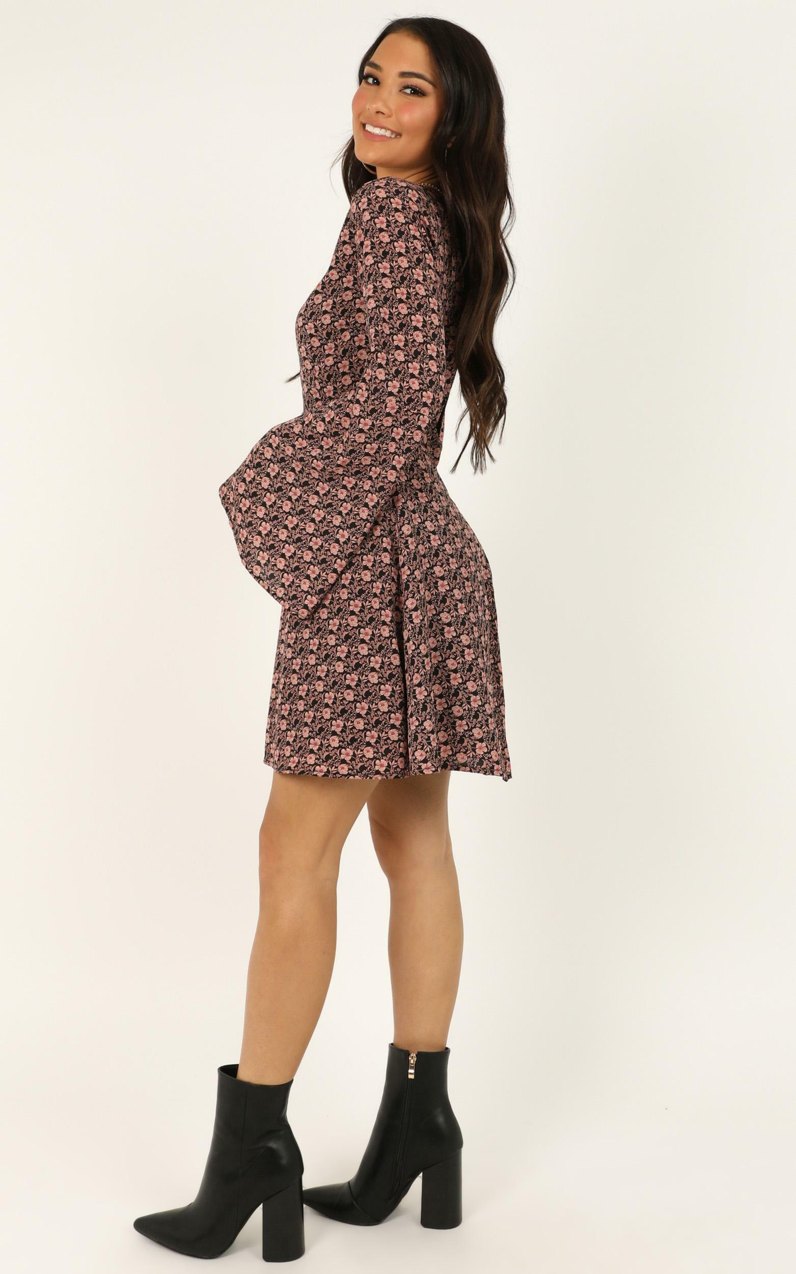 Daily Lift Dress in black - 20 (XXXXL), Black, hi-res image number null