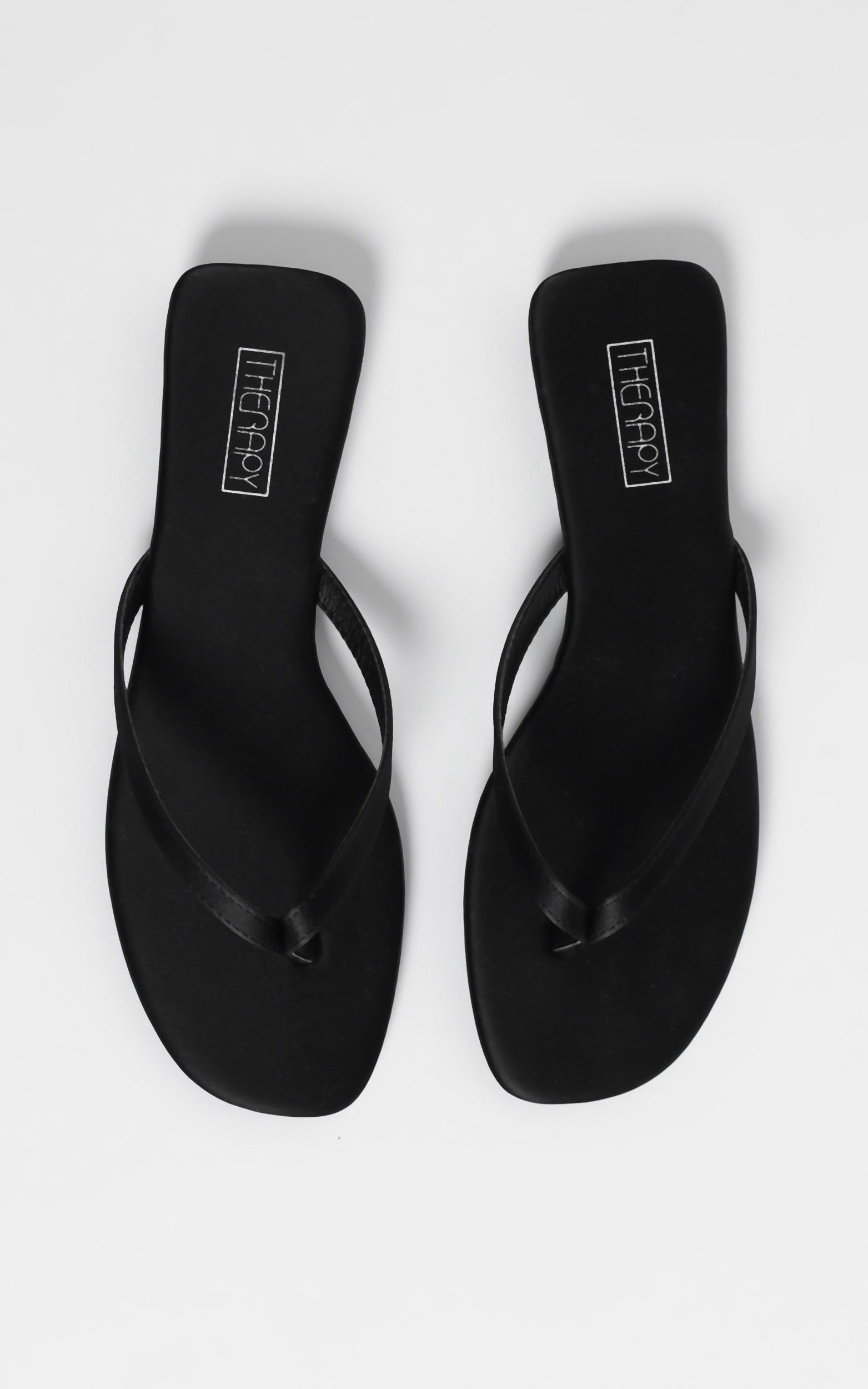 Therapy - Siena Sandals in Black - 5, Black, hi-res image number null