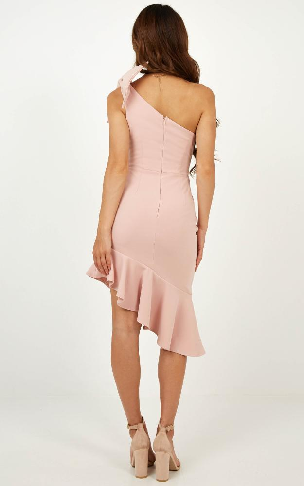 Love Me Do Dress in blush - 6 (XS), Blush, hi-res image number null