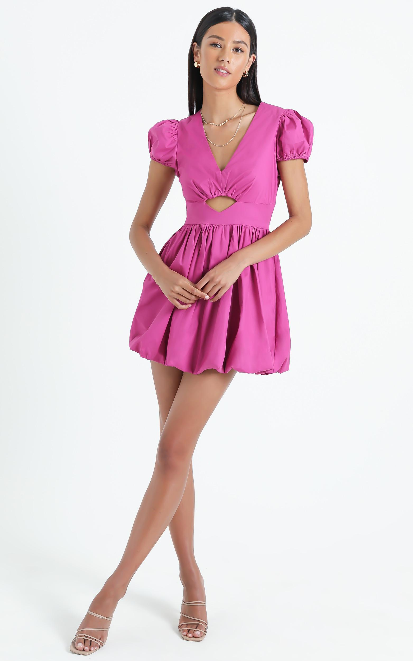 Cherwell Dress in Purple - 06, PRP2, hi-res image number null